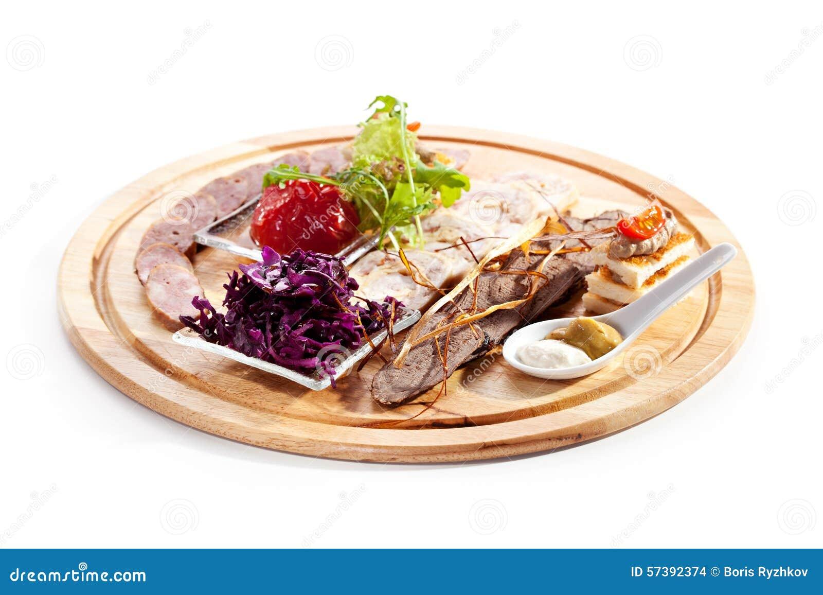 Vleesdelicatessen