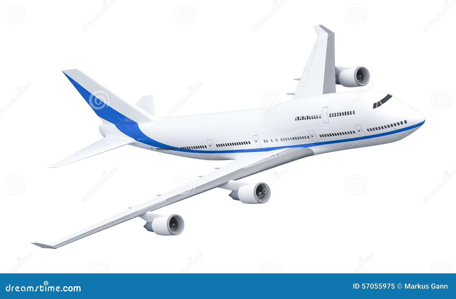 Vliegtuig 747
