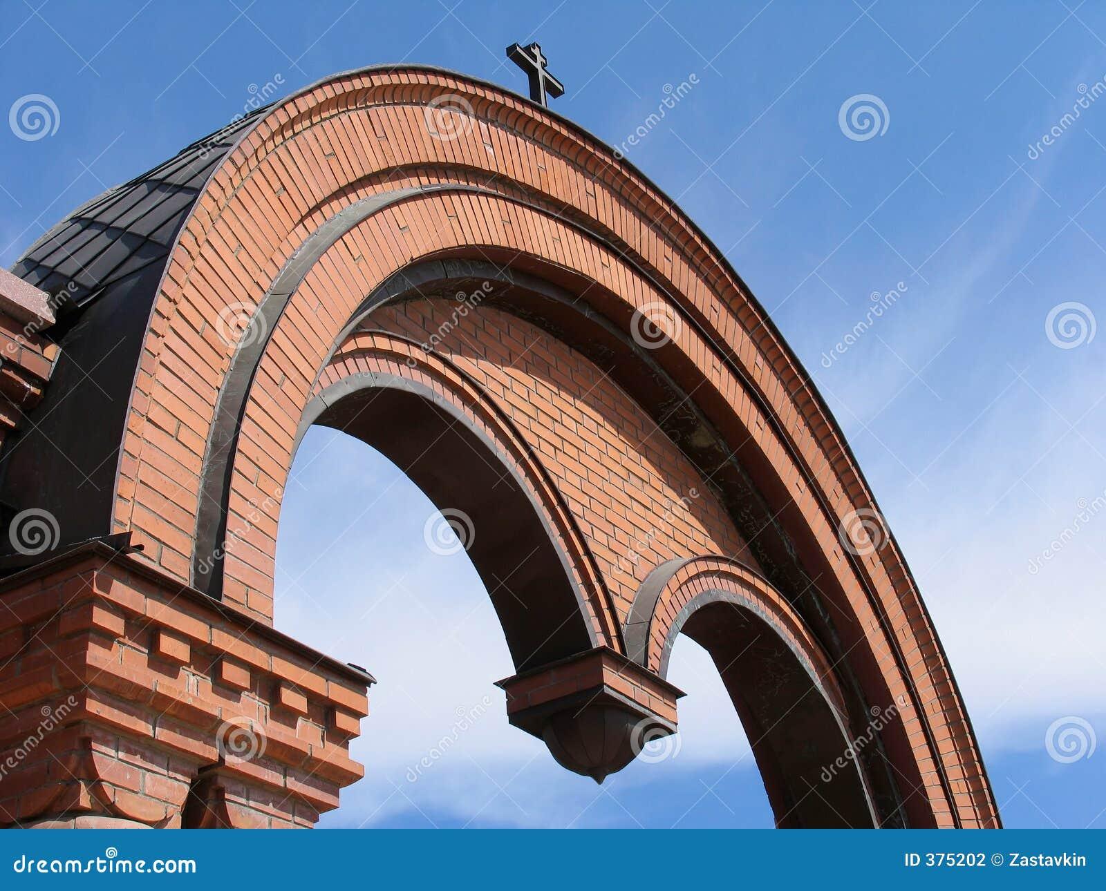 Voûte de cathédrale d Alexandre Nevskii