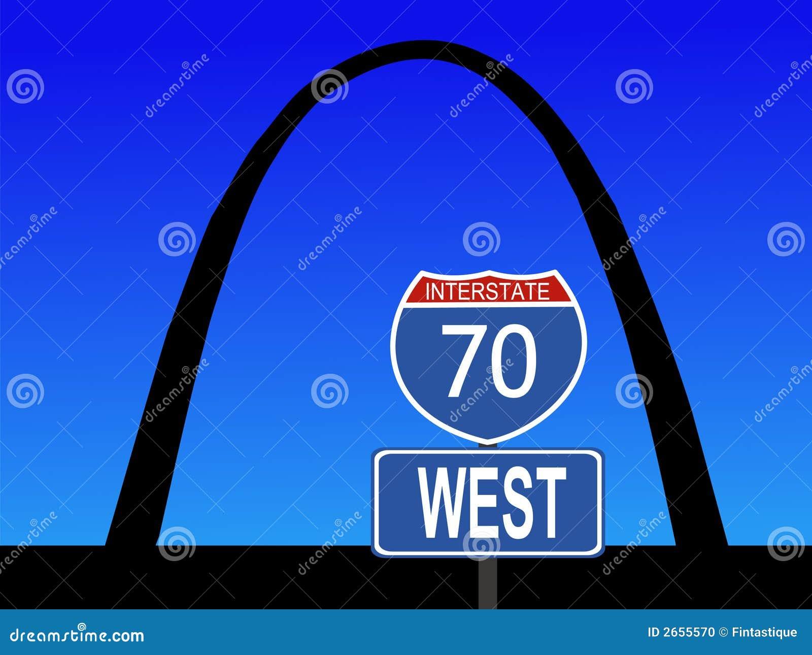 Voûte St Louis Missouri de Gateway