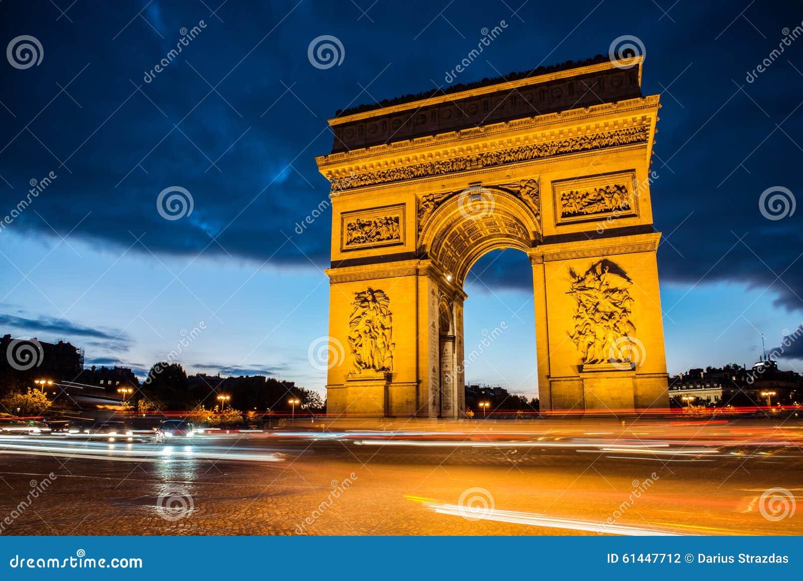 Voûte de Triumph, Paris