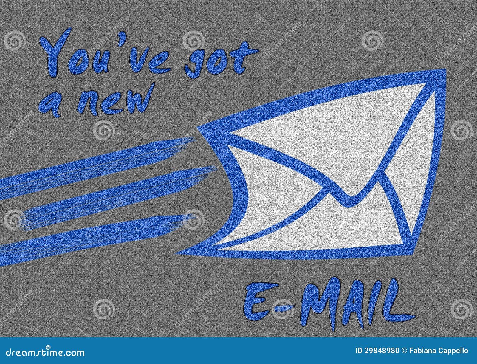 Email novo