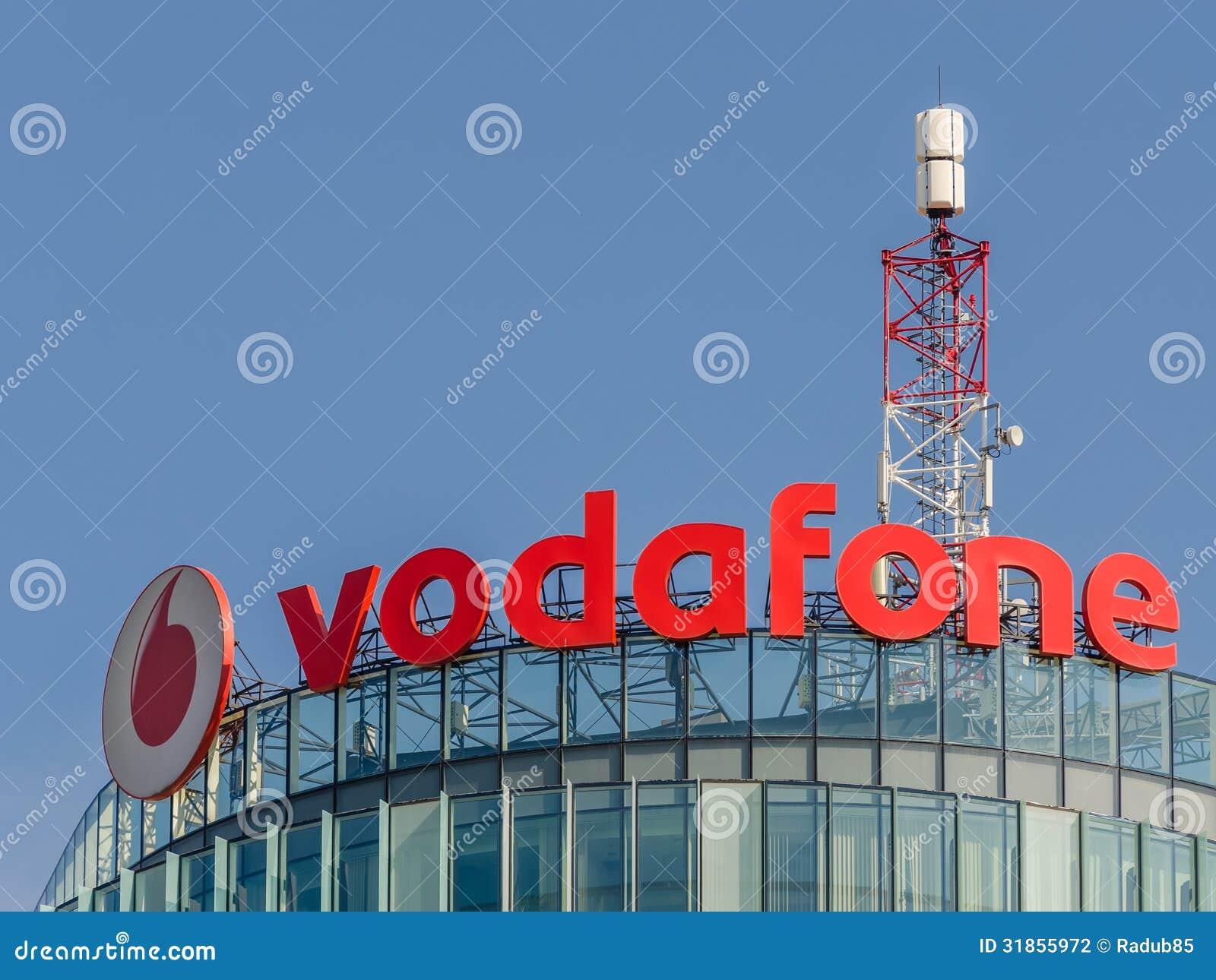 Vodafone budynek