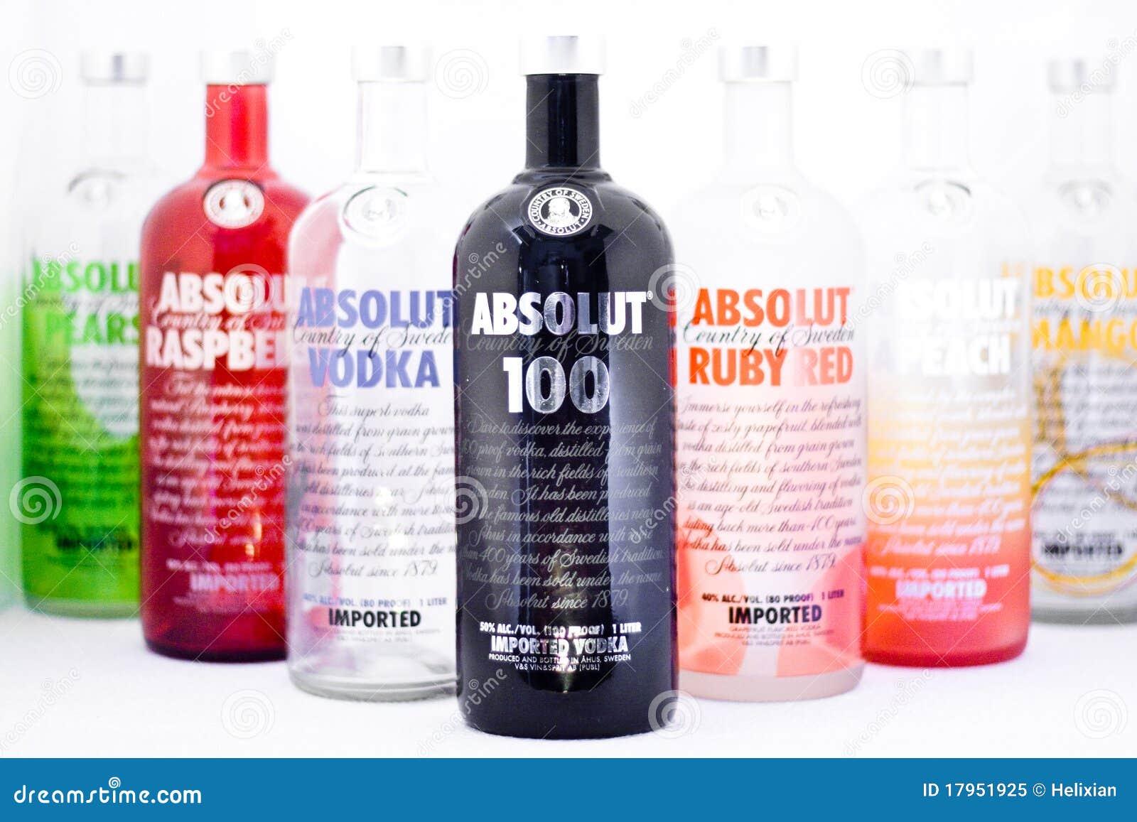 Vodka d Absolut
