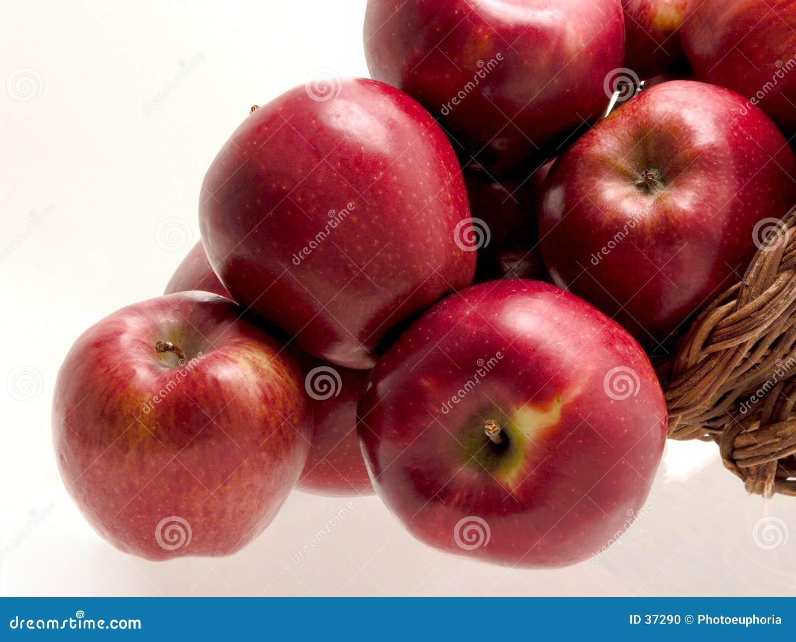 Voedsel: De Mand van de appel (4 van 4)