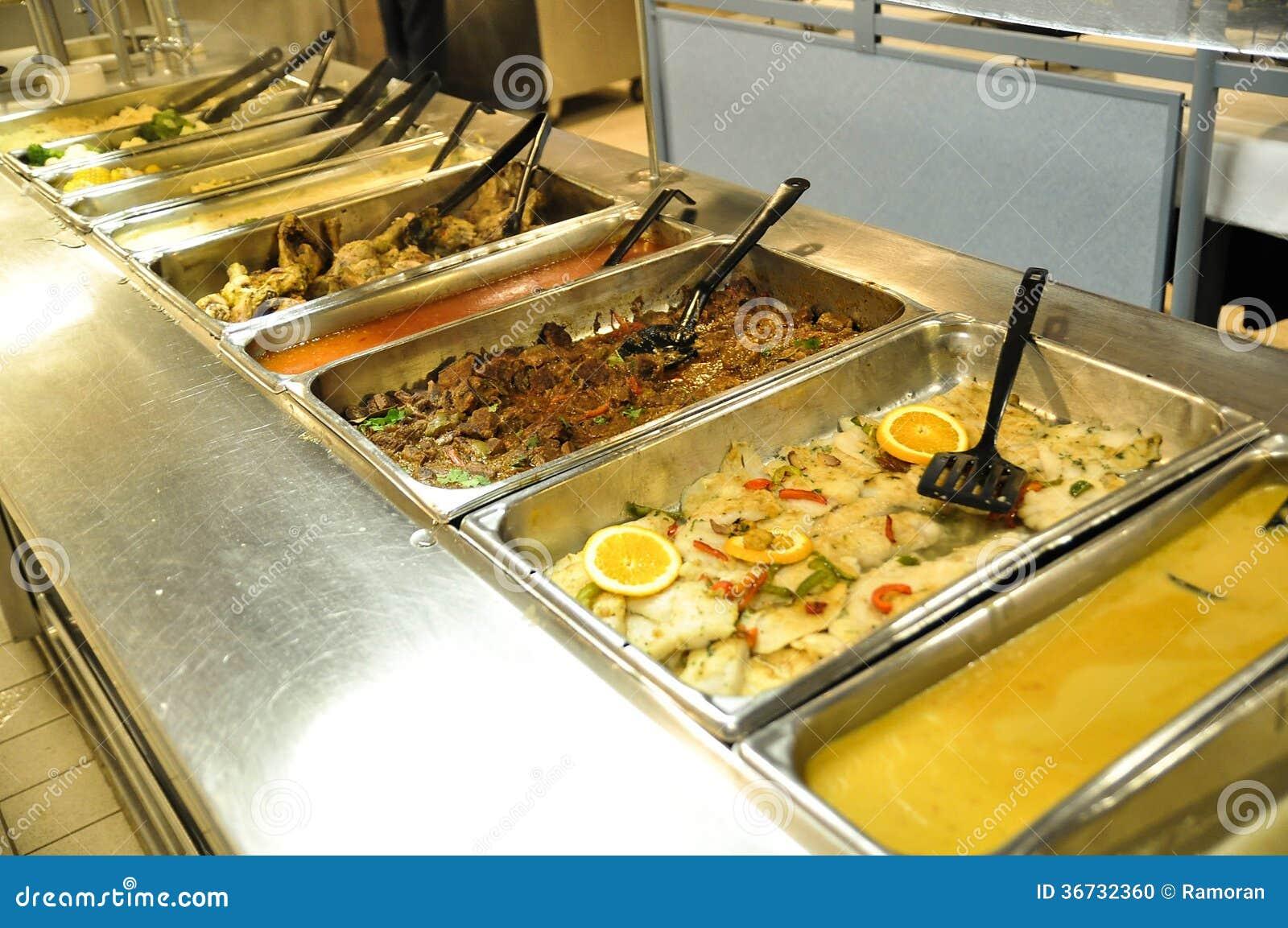 Voedselbuffet