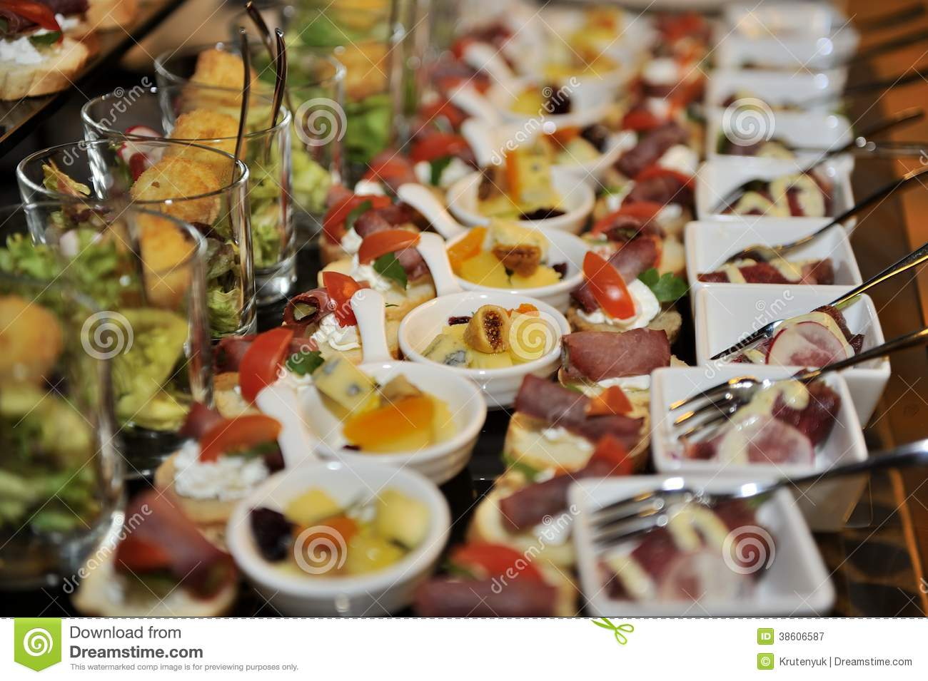 Voedselcatering