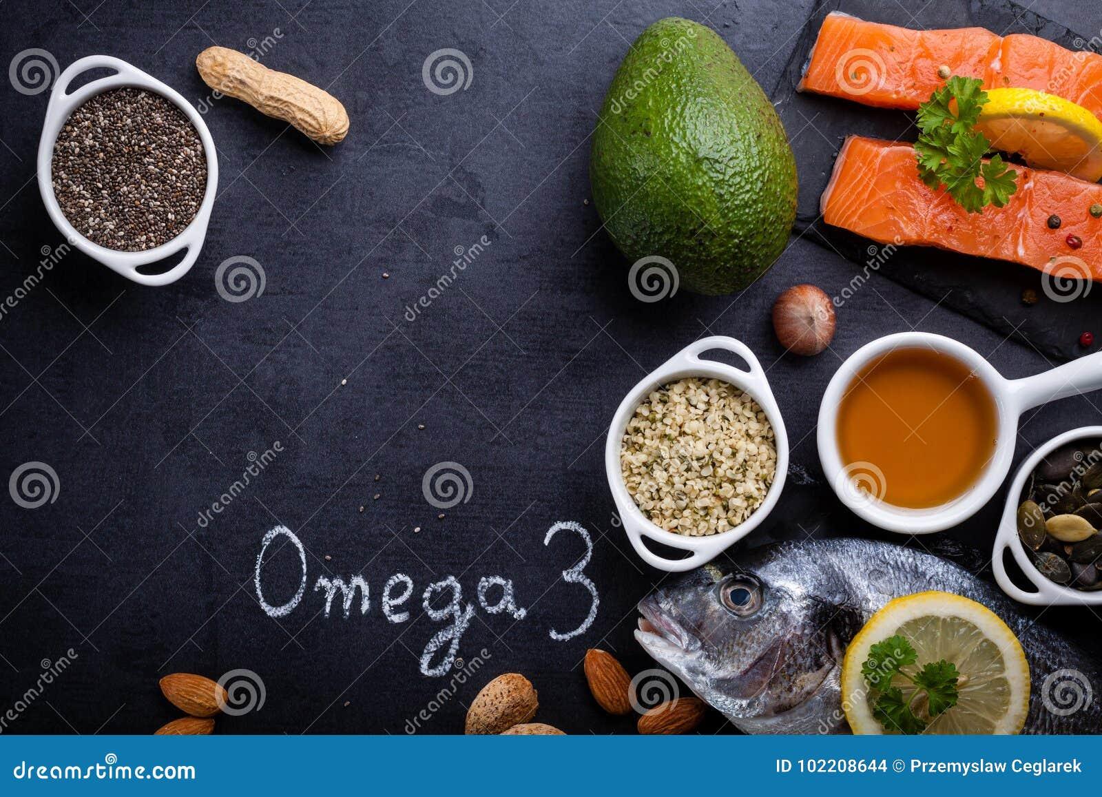 Voedselrijken in vitamine D en Omega 3