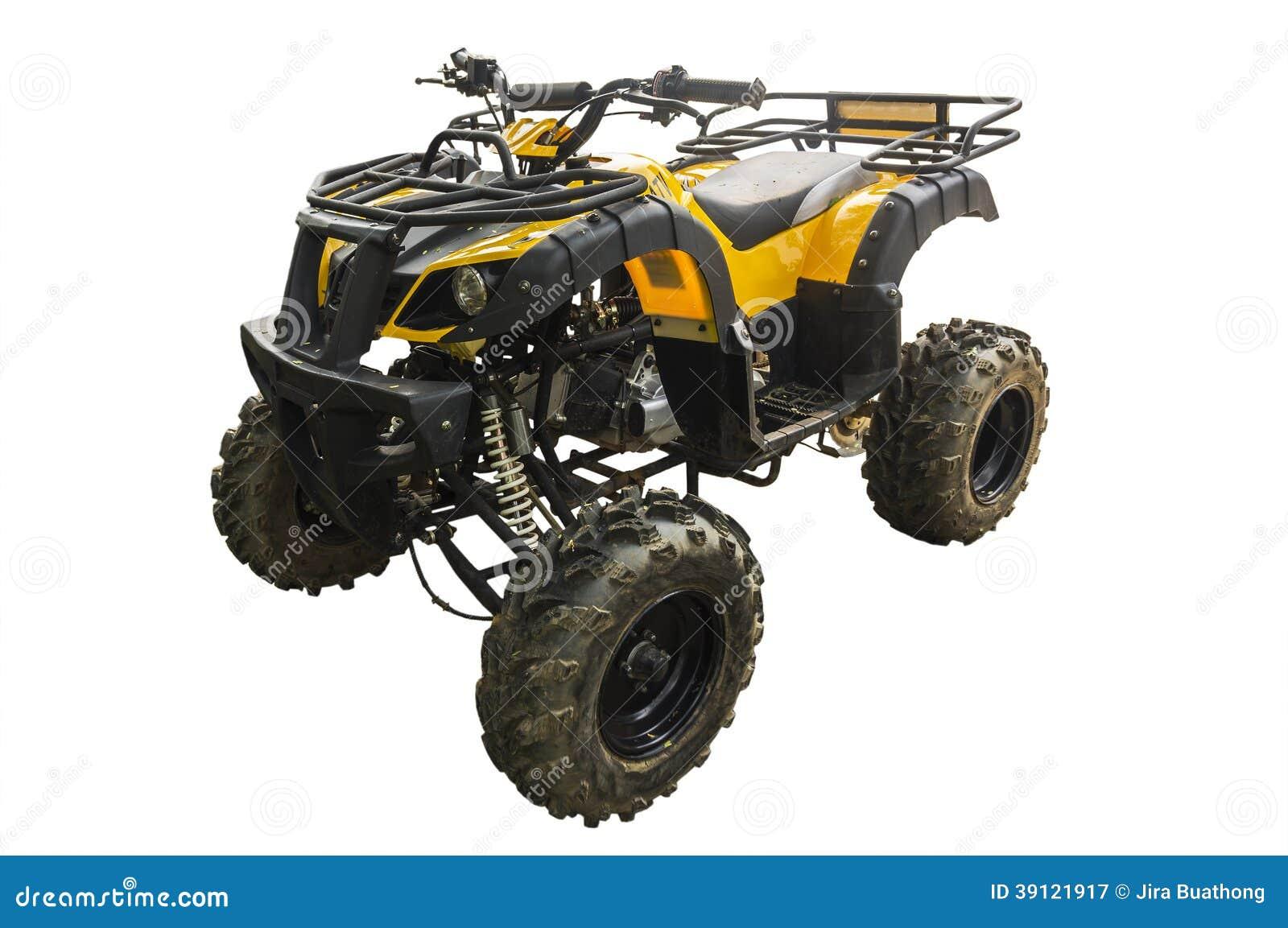 Voertuig of ATV geschikt voor elk terrein