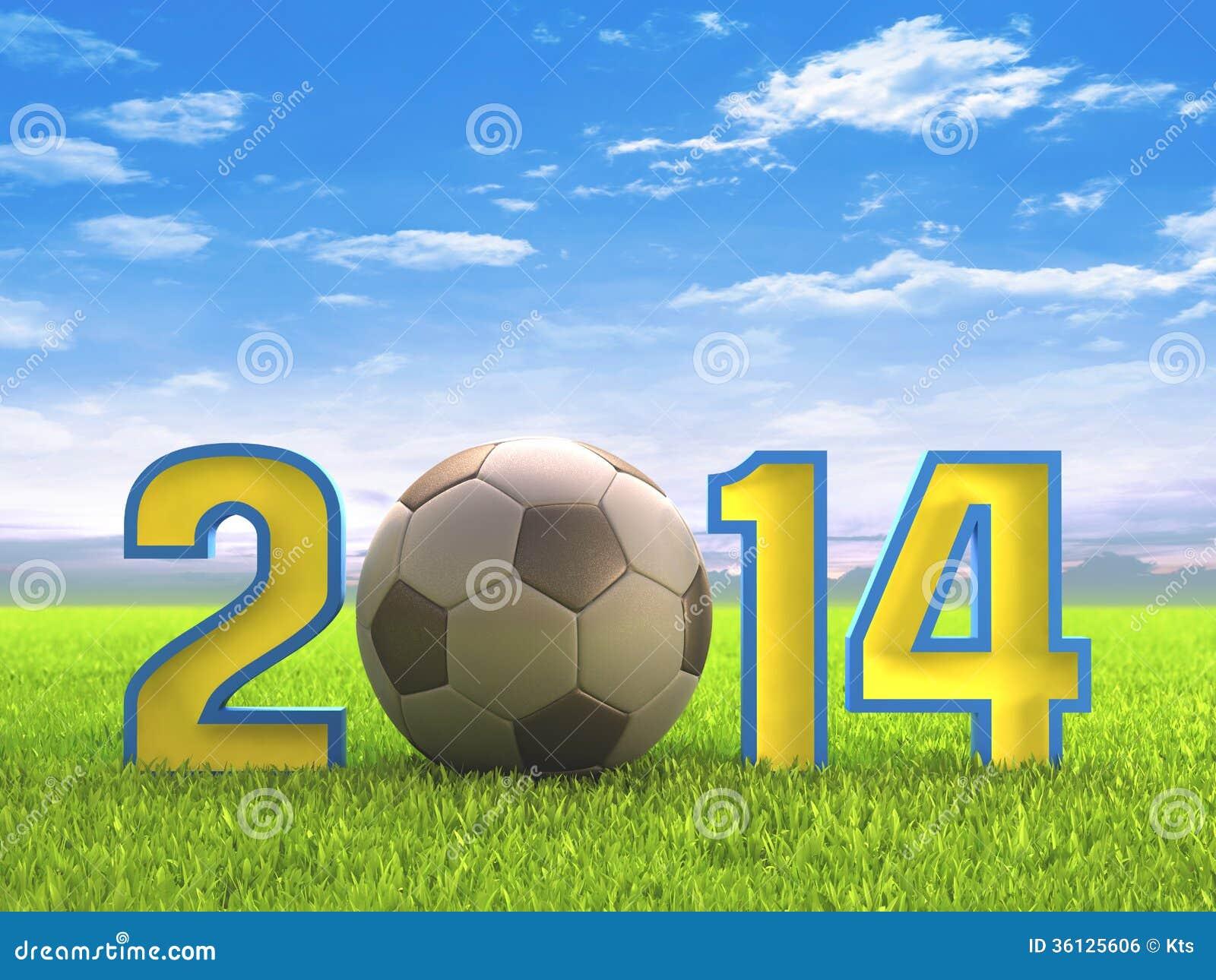 Voetbal 2014