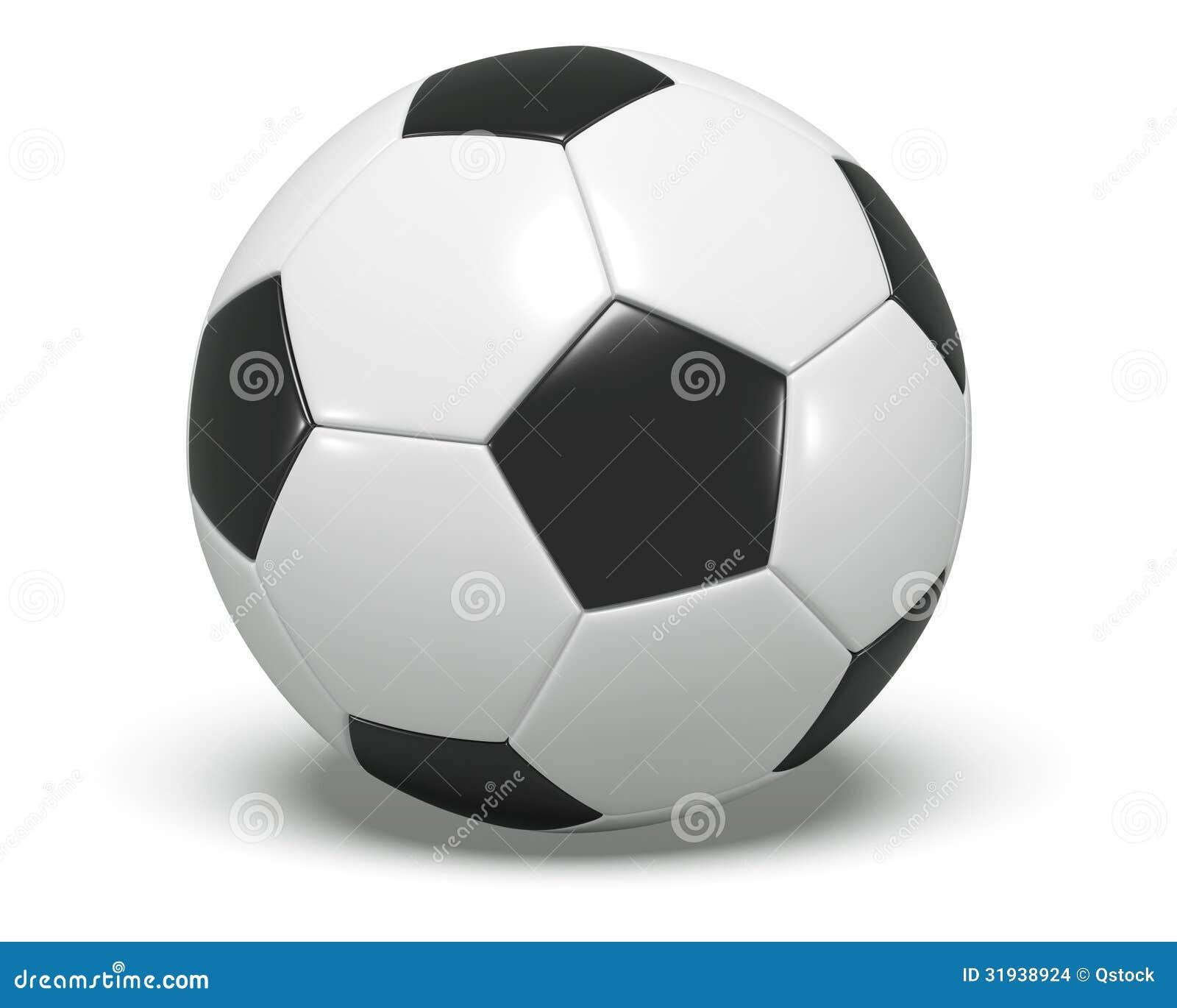 Voetbal van de voetbalbal concept stock afbeeldingen afbeelding 31938924 - Sterke witte werpen en de bal ...