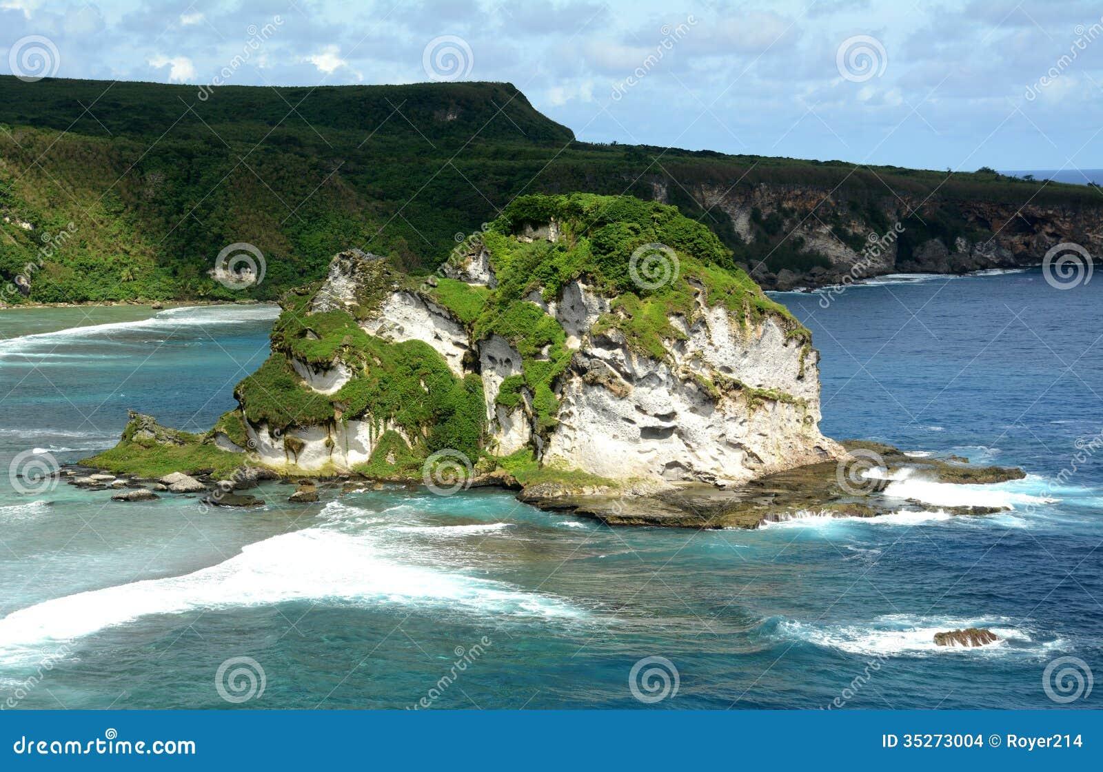 Vogel-Insel Saipan