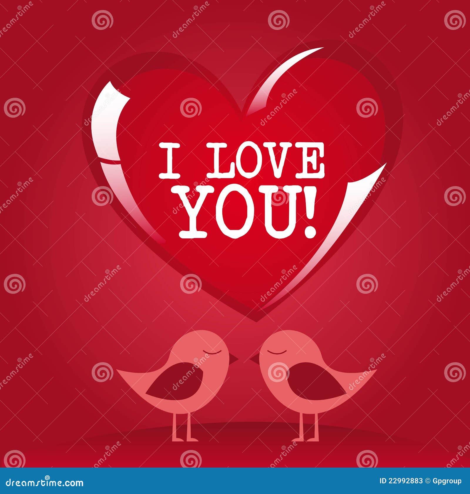 Vogels en liefde