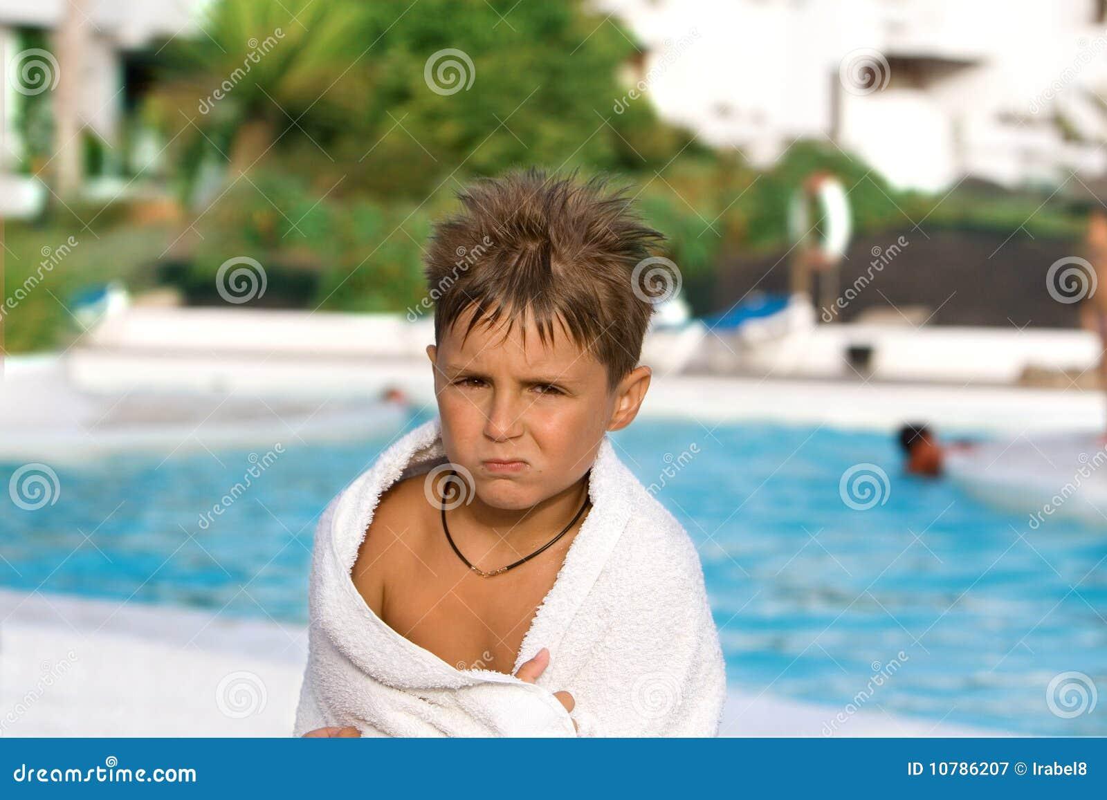 Voglio nuotare