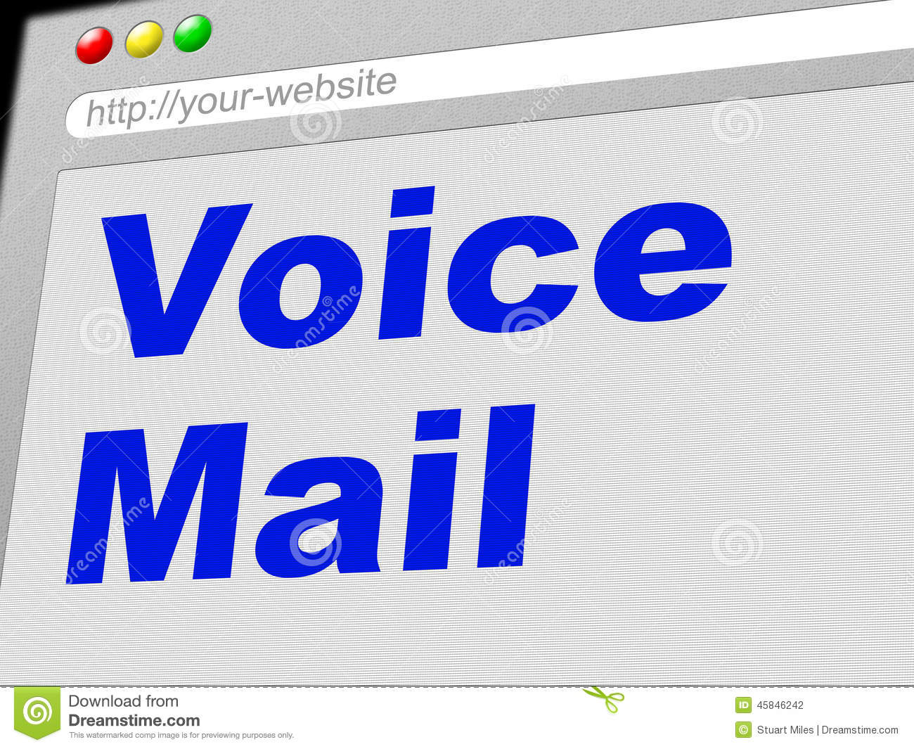 how to cancel voicemail message