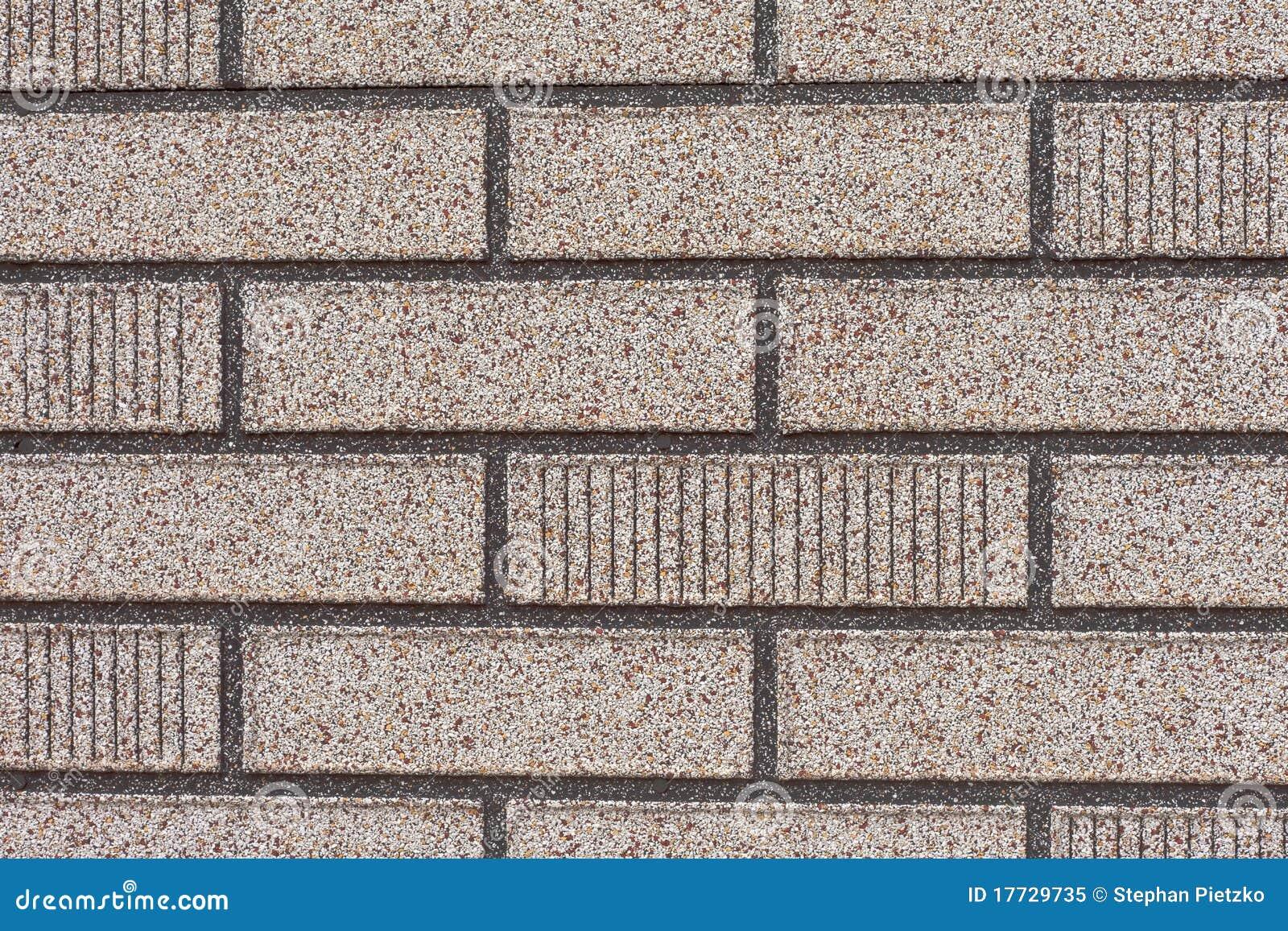 voie de garage grise fausse de mur de briques image stock image 17729735. Black Bedroom Furniture Sets. Home Design Ideas