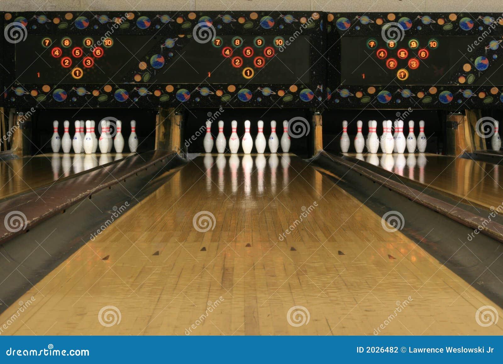 Voies #3 de bowling