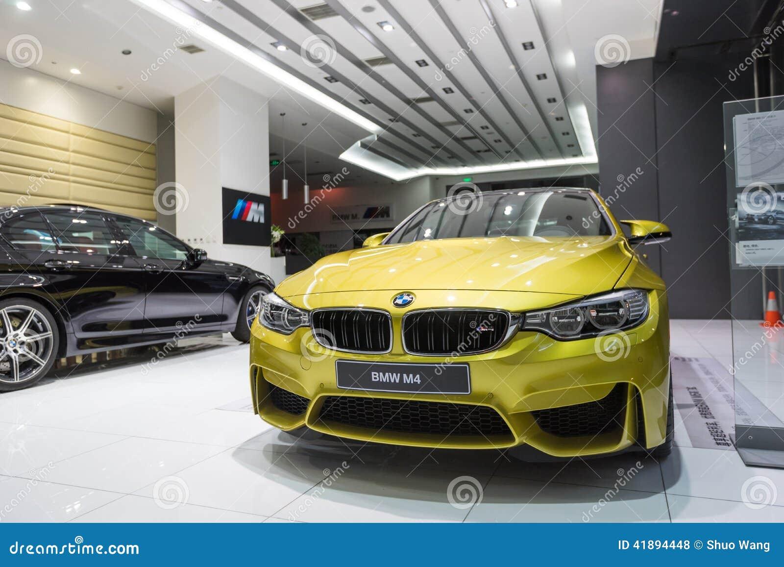 Voiture de BMW M4 à vendre