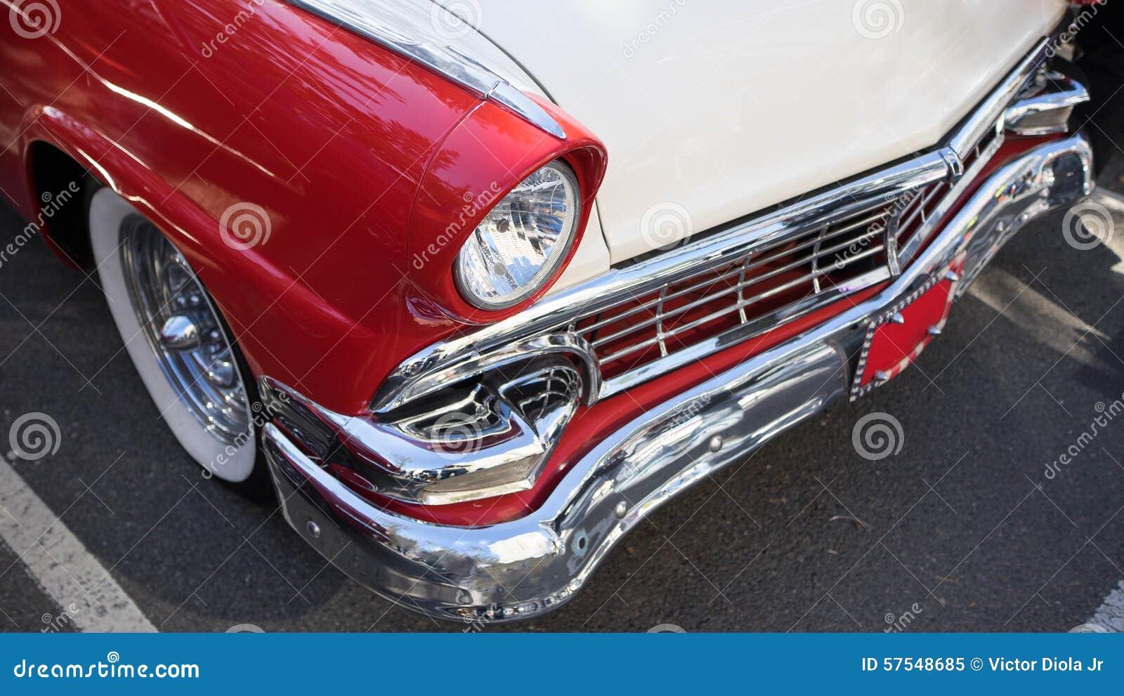 Voiture de classique de Ford Fairlane