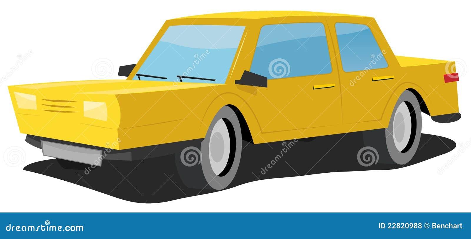 voiture de dessin anim photos libres de droits image 22820988. Black Bedroom Furniture Sets. Home Design Ideas