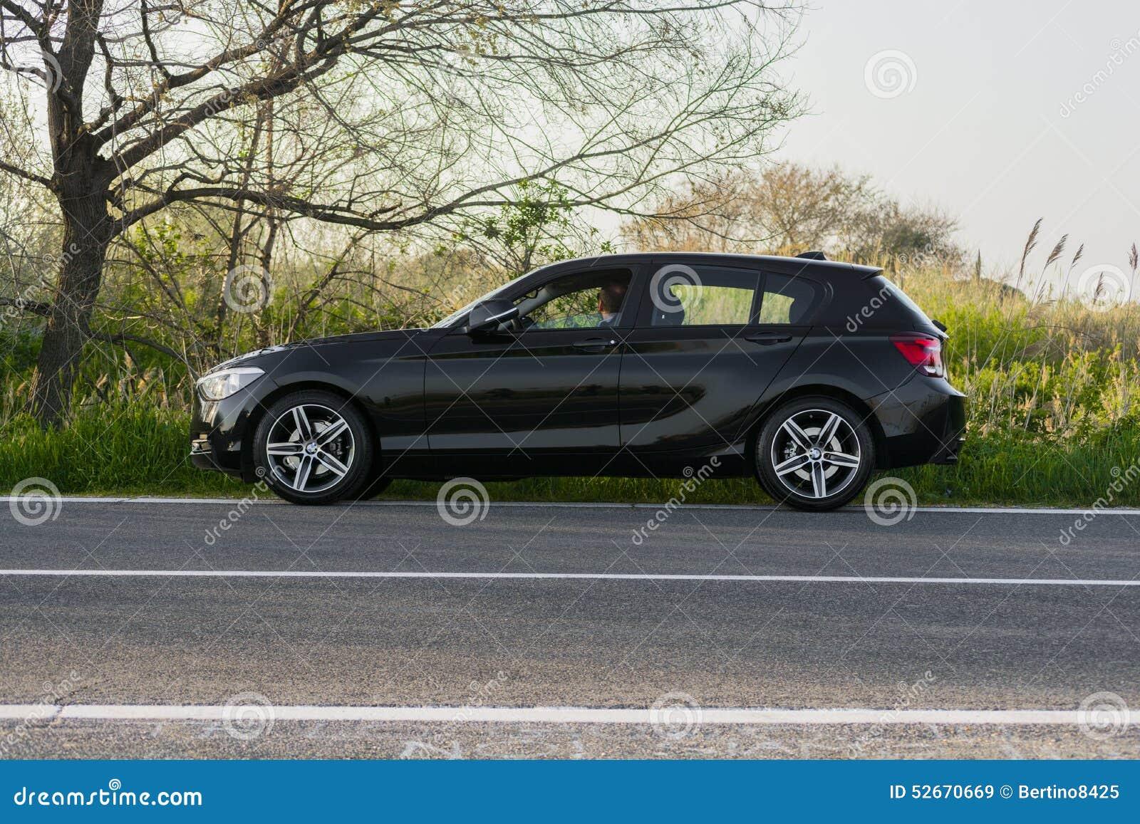 Voiture de la série 3 de BMW