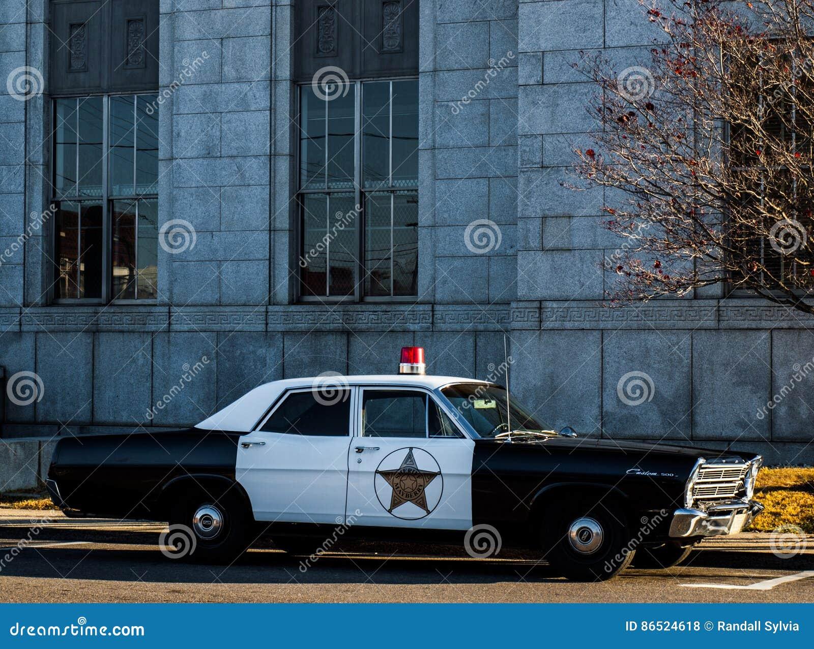 Voiture de police de Mayberry