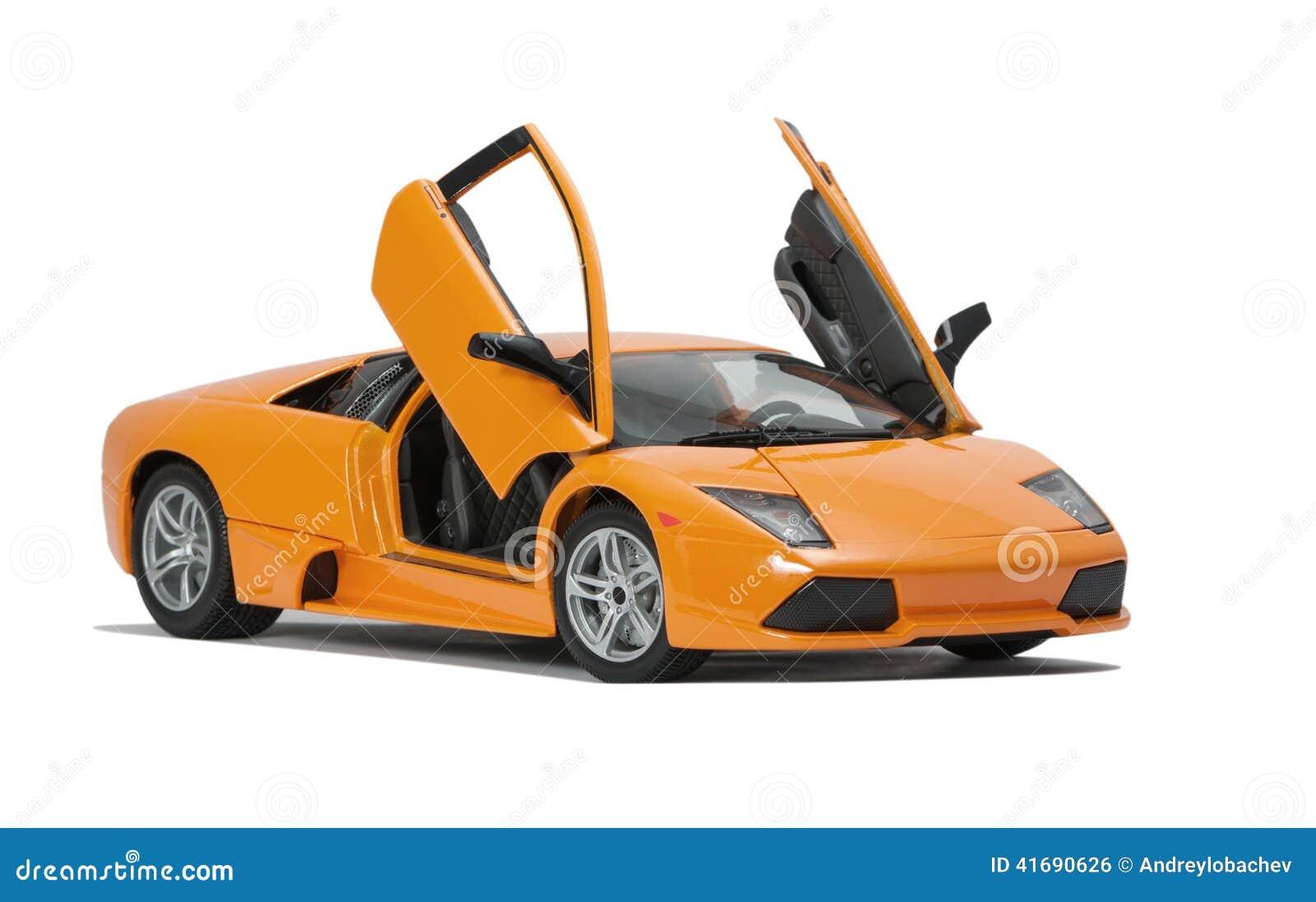 voiture de sport collectable de mod le de jouet photo stock image 41690626. Black Bedroom Furniture Sets. Home Design Ideas