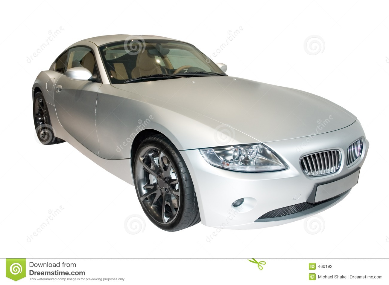 voiture de sport de bmw z4 photographie stock image 460192. Black Bedroom Furniture Sets. Home Design Ideas