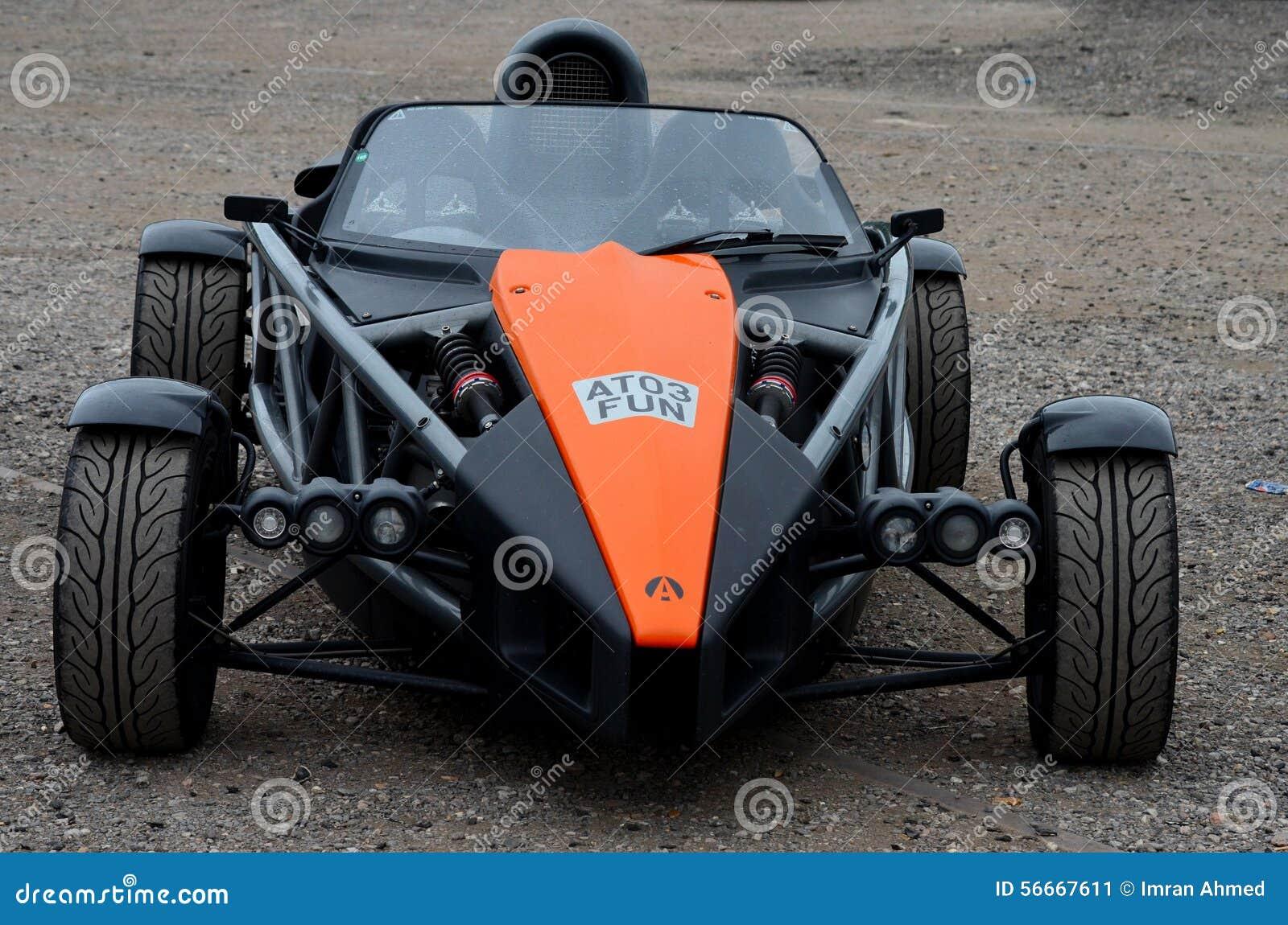 Voiture de sport de haute performance de v hicule d 39 ariel - Voiture ariel atom ...