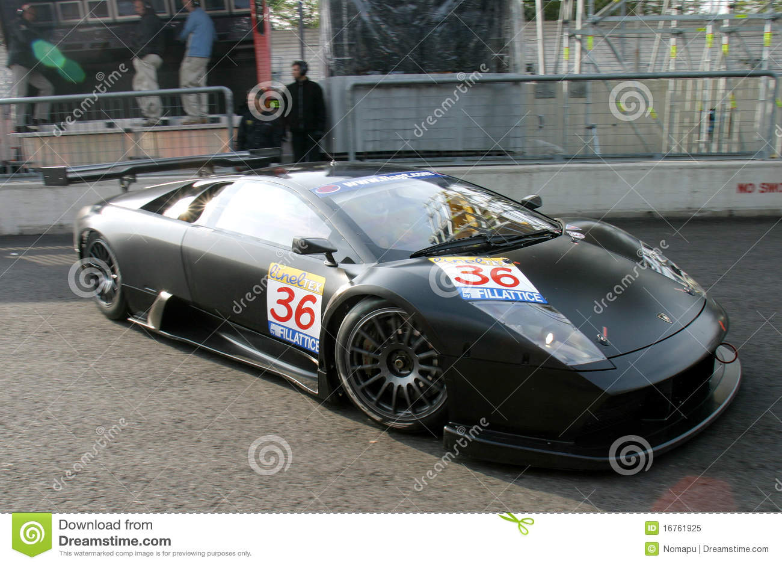 voiture de sport lamborghini murcielago gt image ditorial image du vitesse circuit 16761925. Black Bedroom Furniture Sets. Home Design Ideas