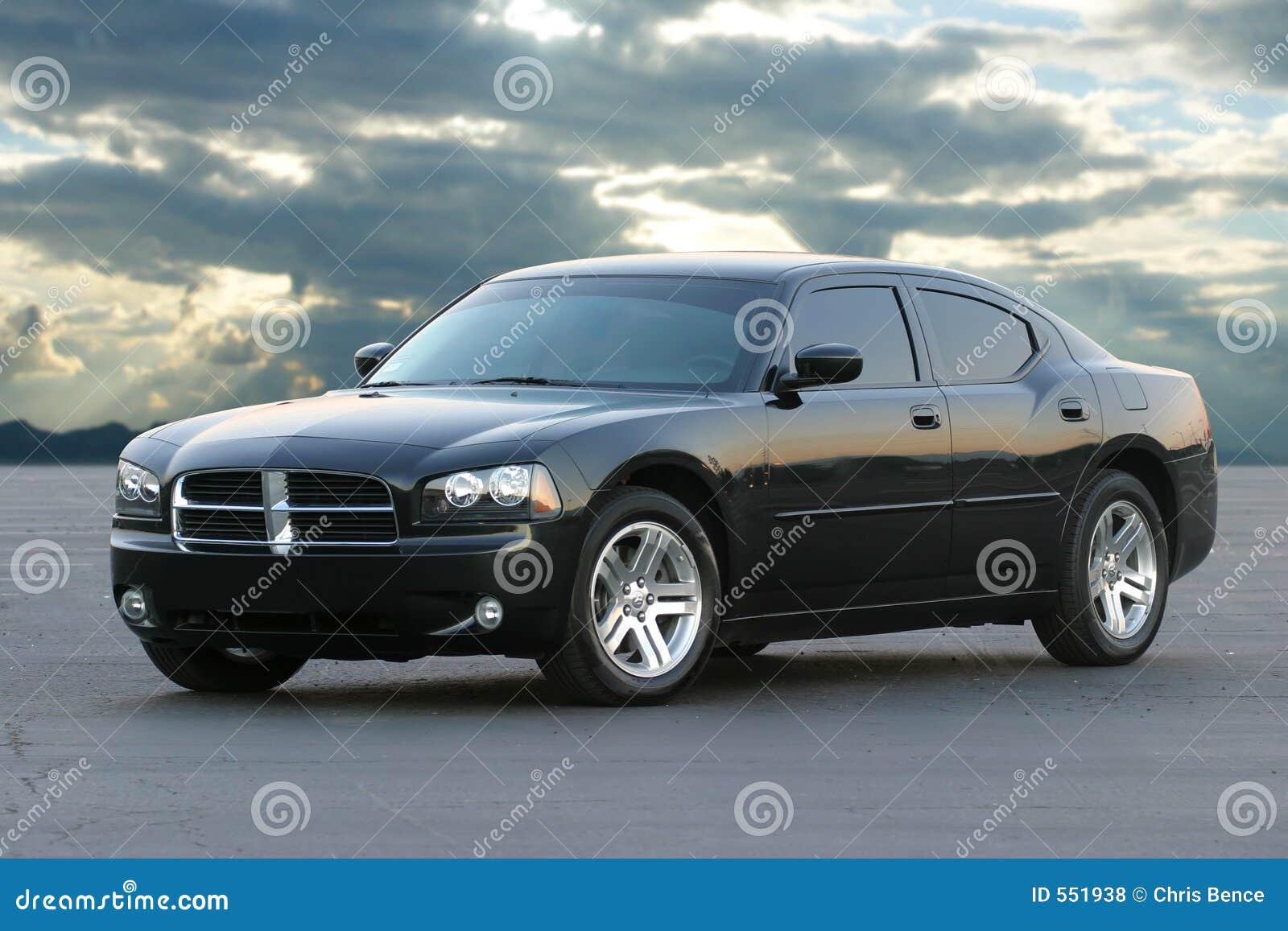 voiture de sport noire photo stock image du vitesse rapide 551938. Black Bedroom Furniture Sets. Home Design Ideas