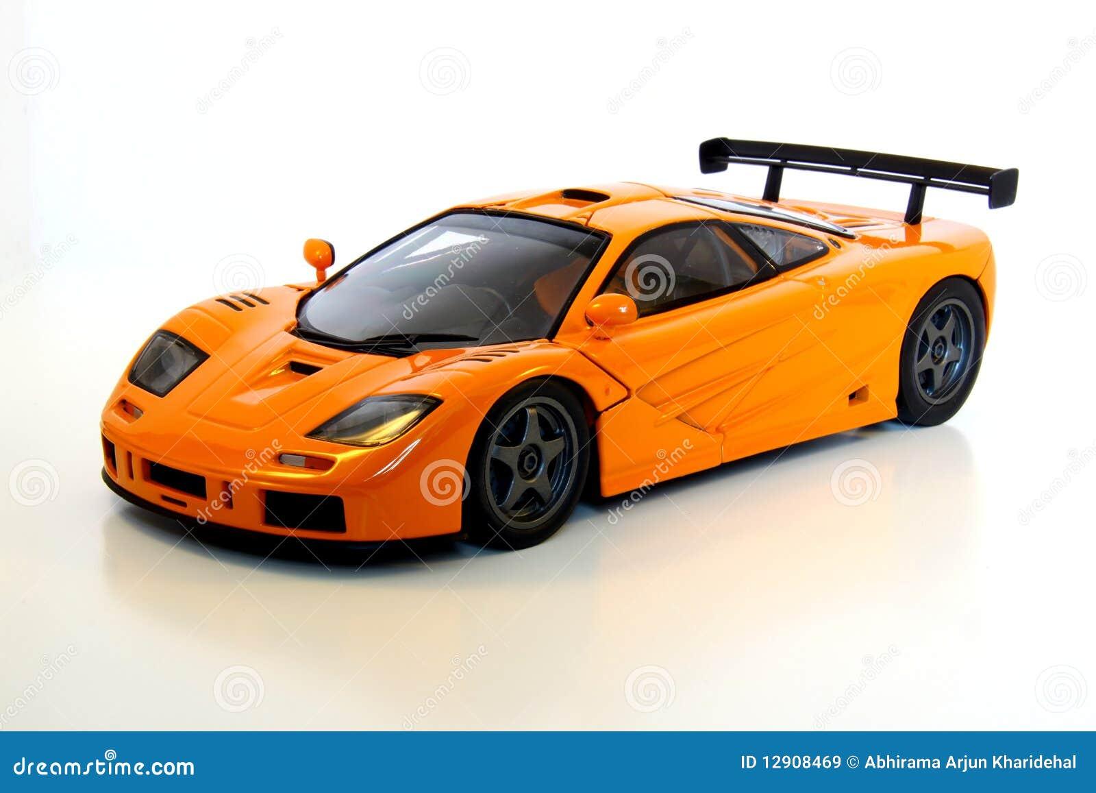 Voiture Cars Orange  Et