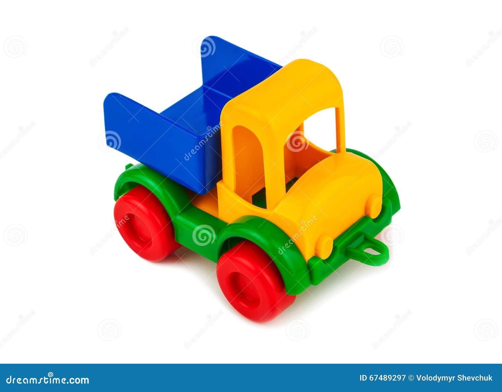 voiture en plastique de jouet image stock image du mod le isolement 67489297. Black Bedroom Furniture Sets. Home Design Ideas