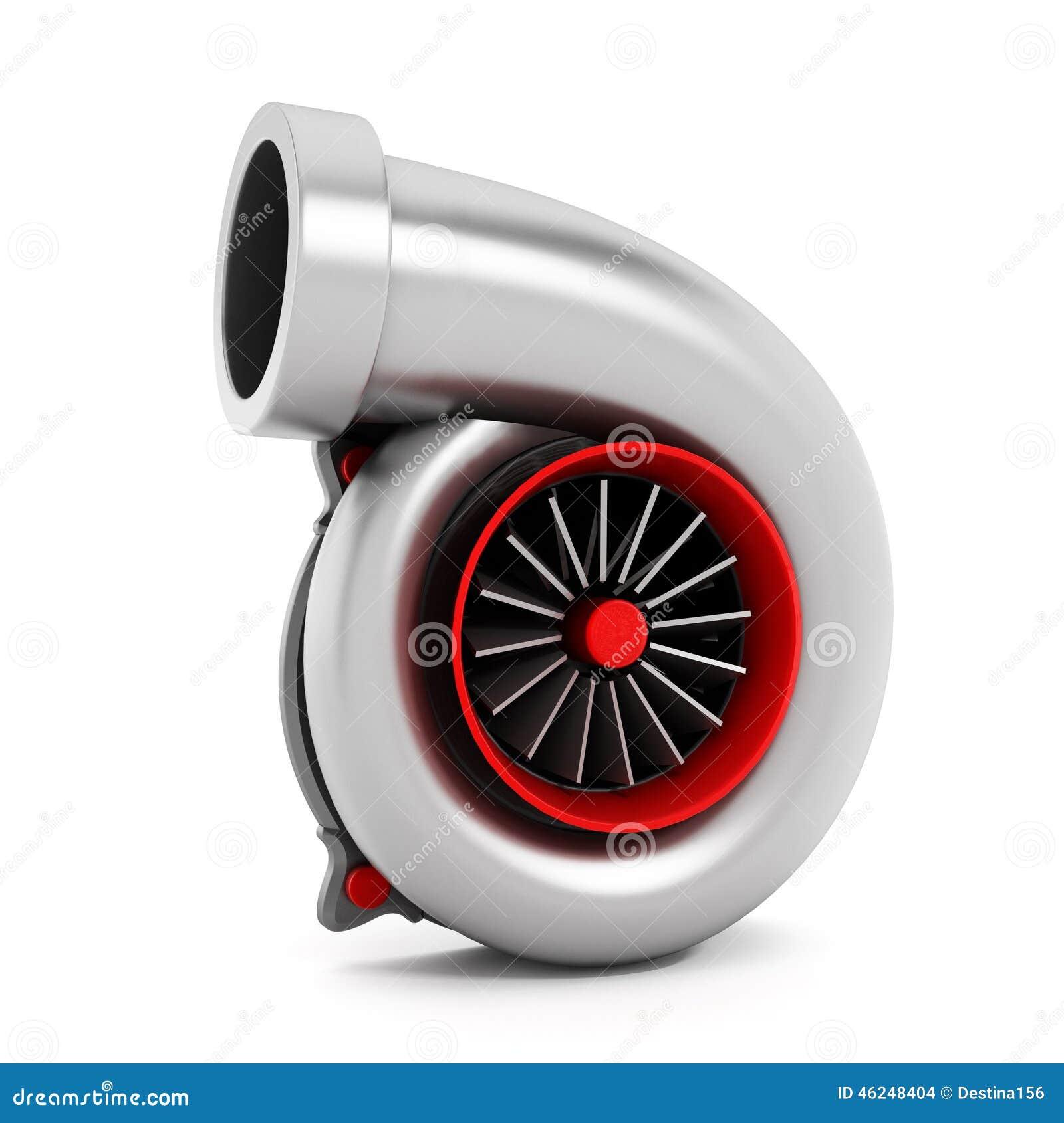 voiture turbo illustration stock image 46248404. Black Bedroom Furniture Sets. Home Design Ideas