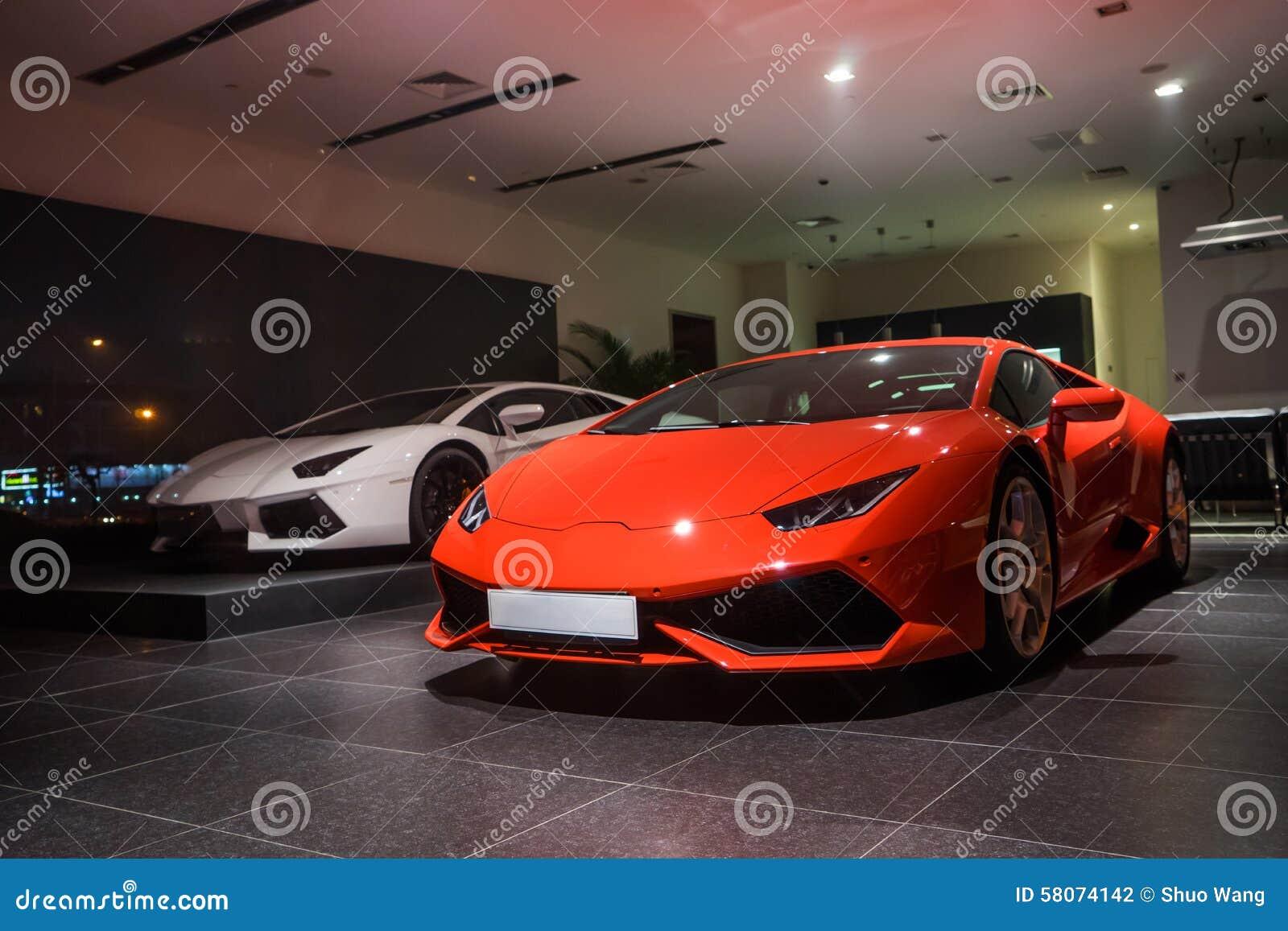 Voitures de Lamborghini à vendre