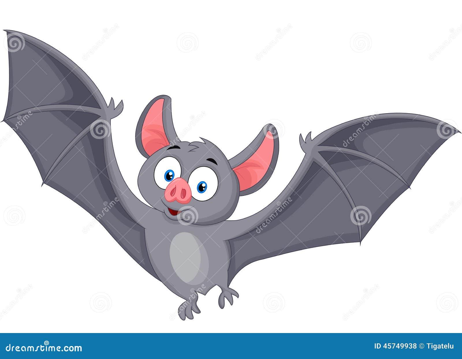 Vol de bande dessin e de chauve souris illustration de vecteur image 45749938 - Image de chauve souris ...