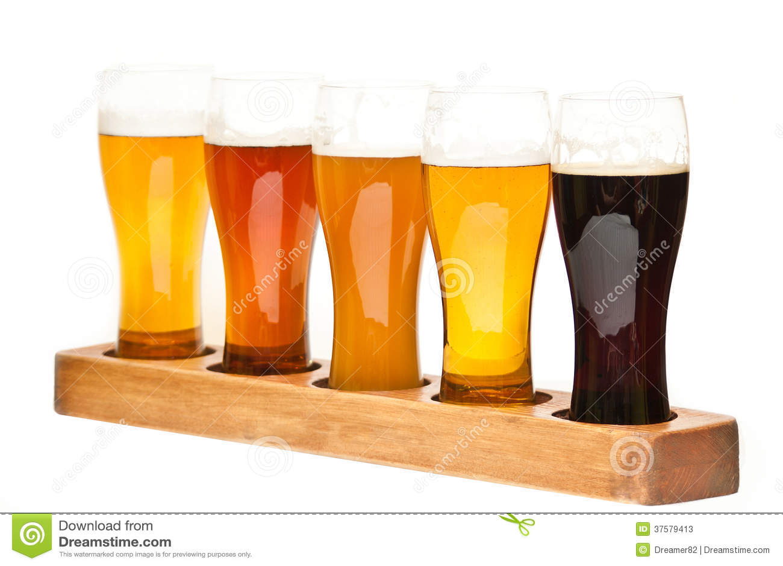 Vol de bière.