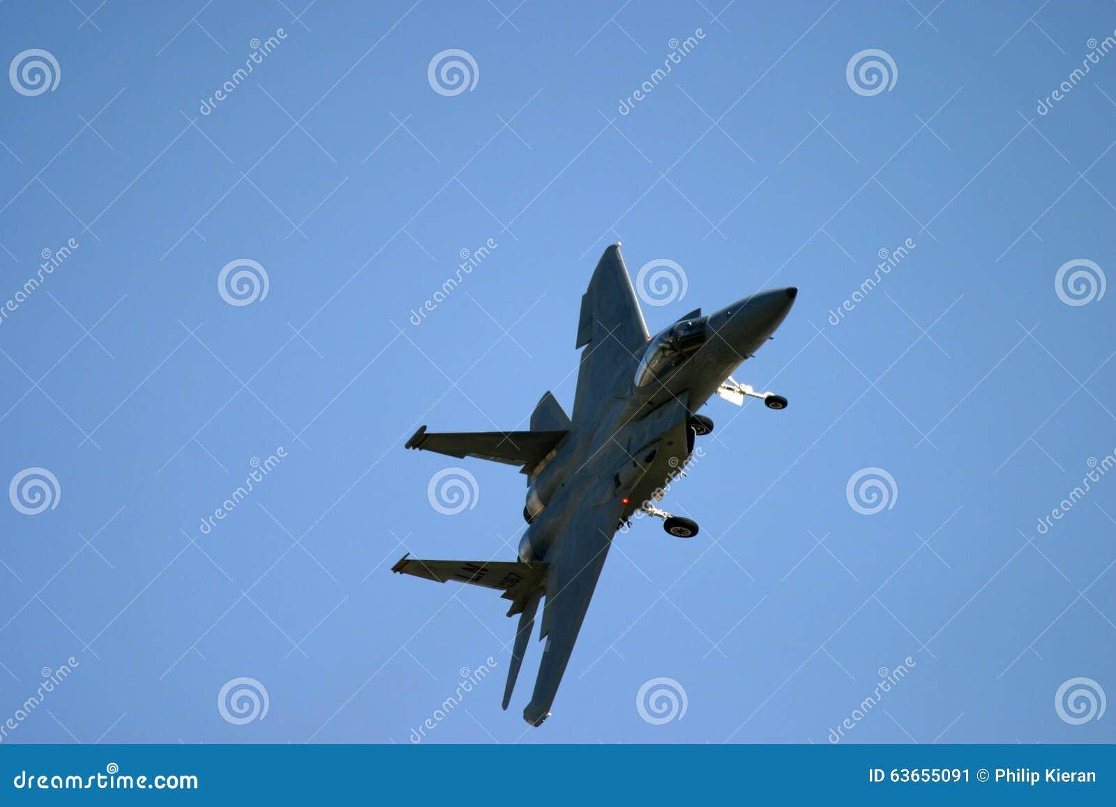 Vol de Grumman F-14 Tomcat