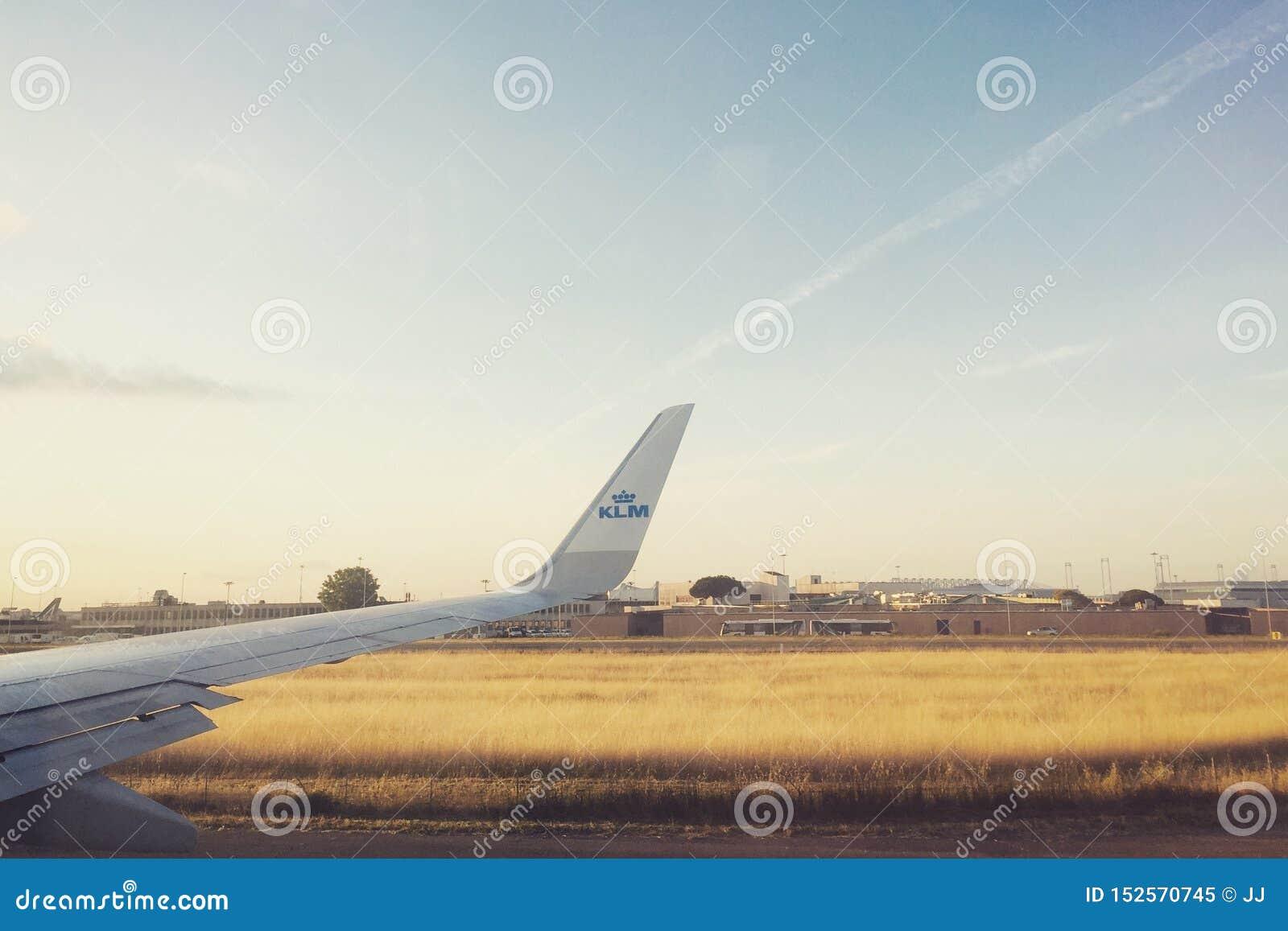 Vol de KLM