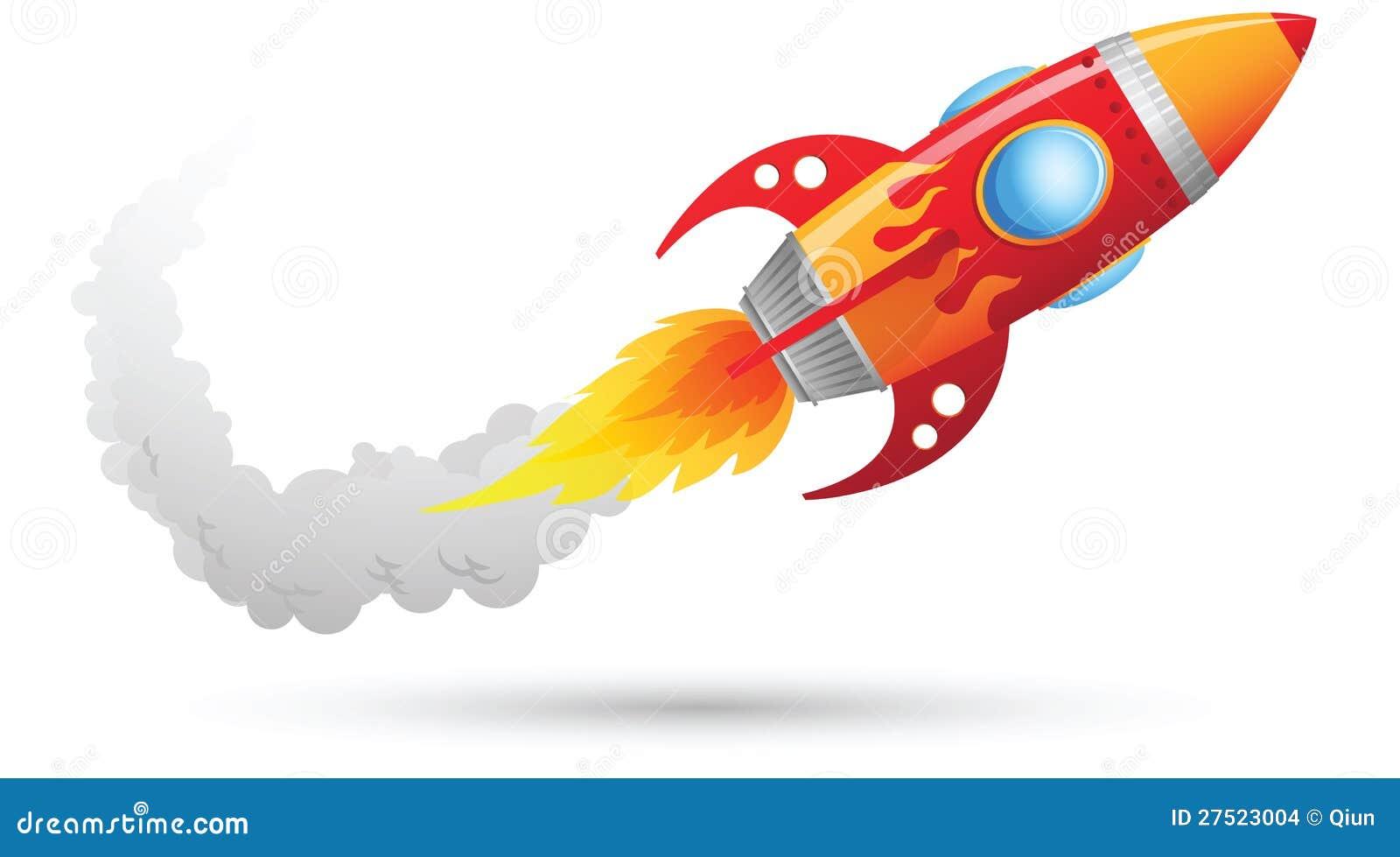 Vol de Rocket