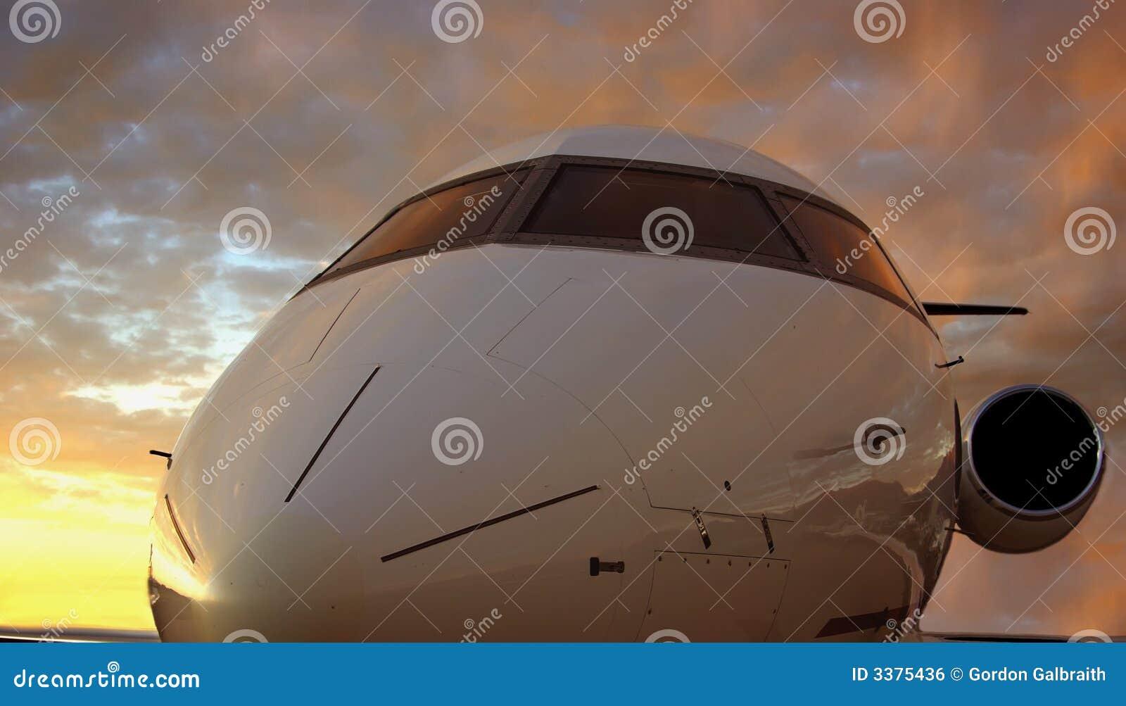 Vol de soirée