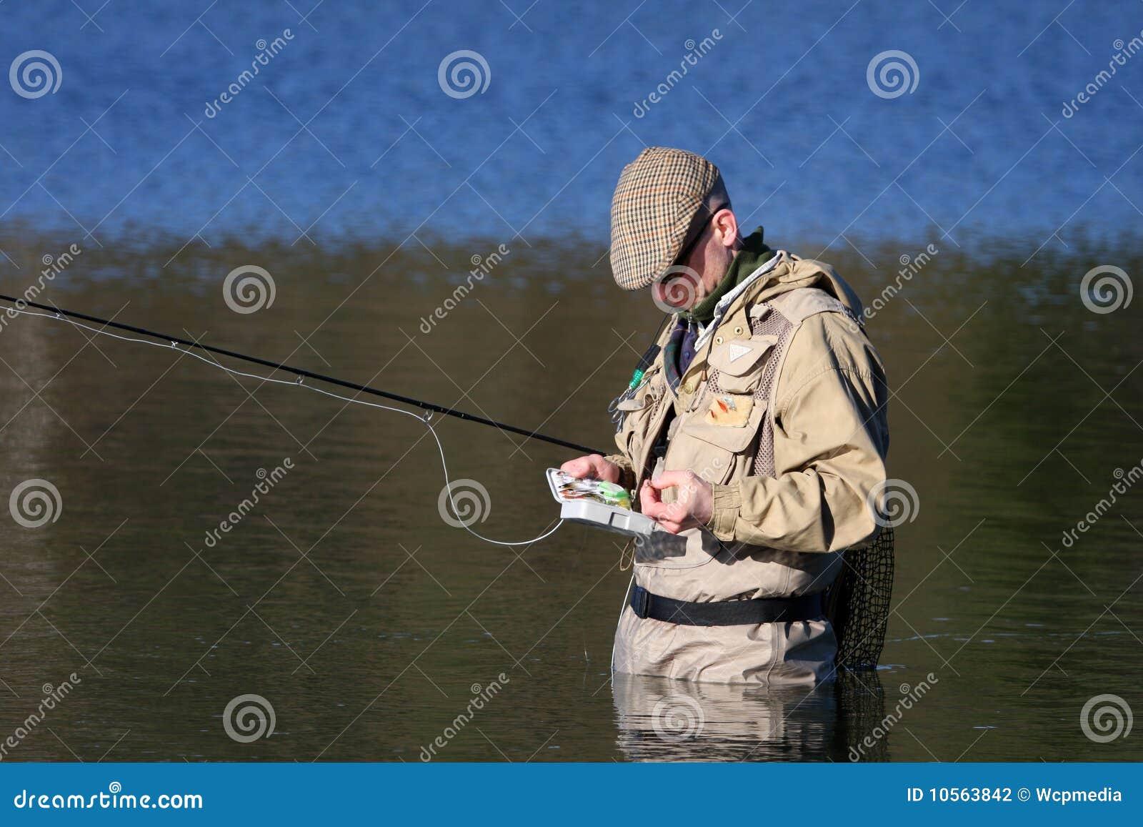 Volar-pescador
