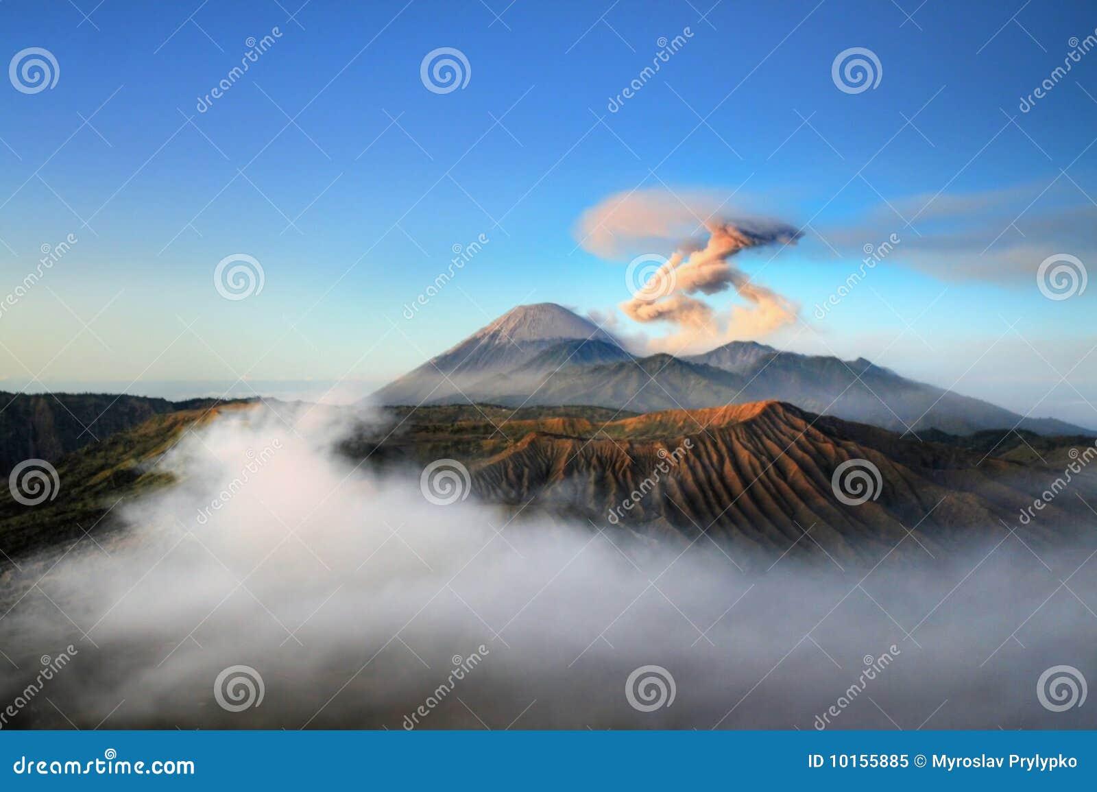 Volcán de Semeru