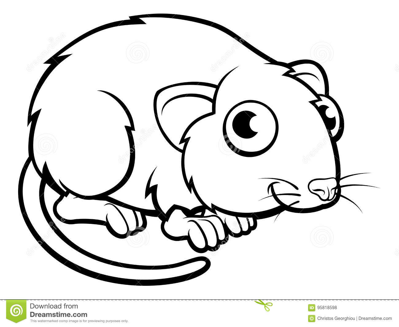 Vole Cartoons, Illustrations & Vector Stock Images