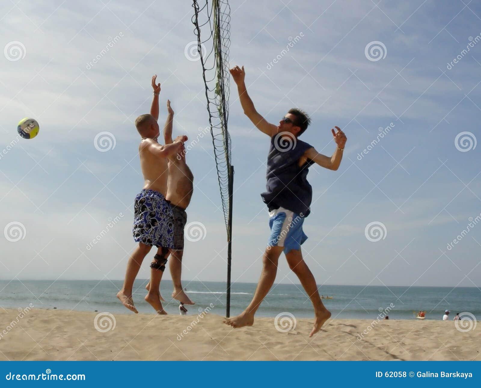 Voleibol de la playa