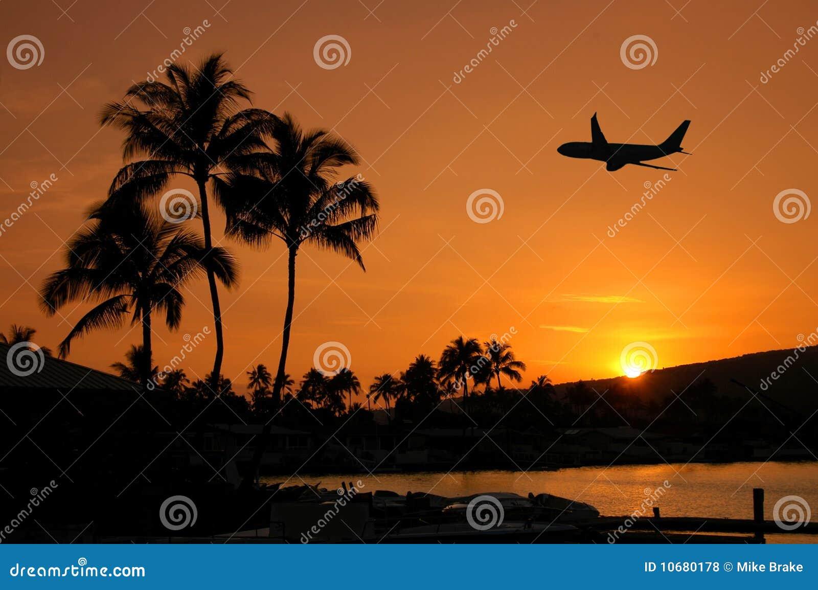 Voler en Hawaï