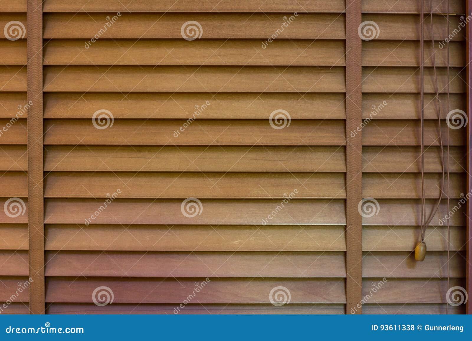 Volets En Bois De Fenêtre Texture De Jalousie Photo Stock Image