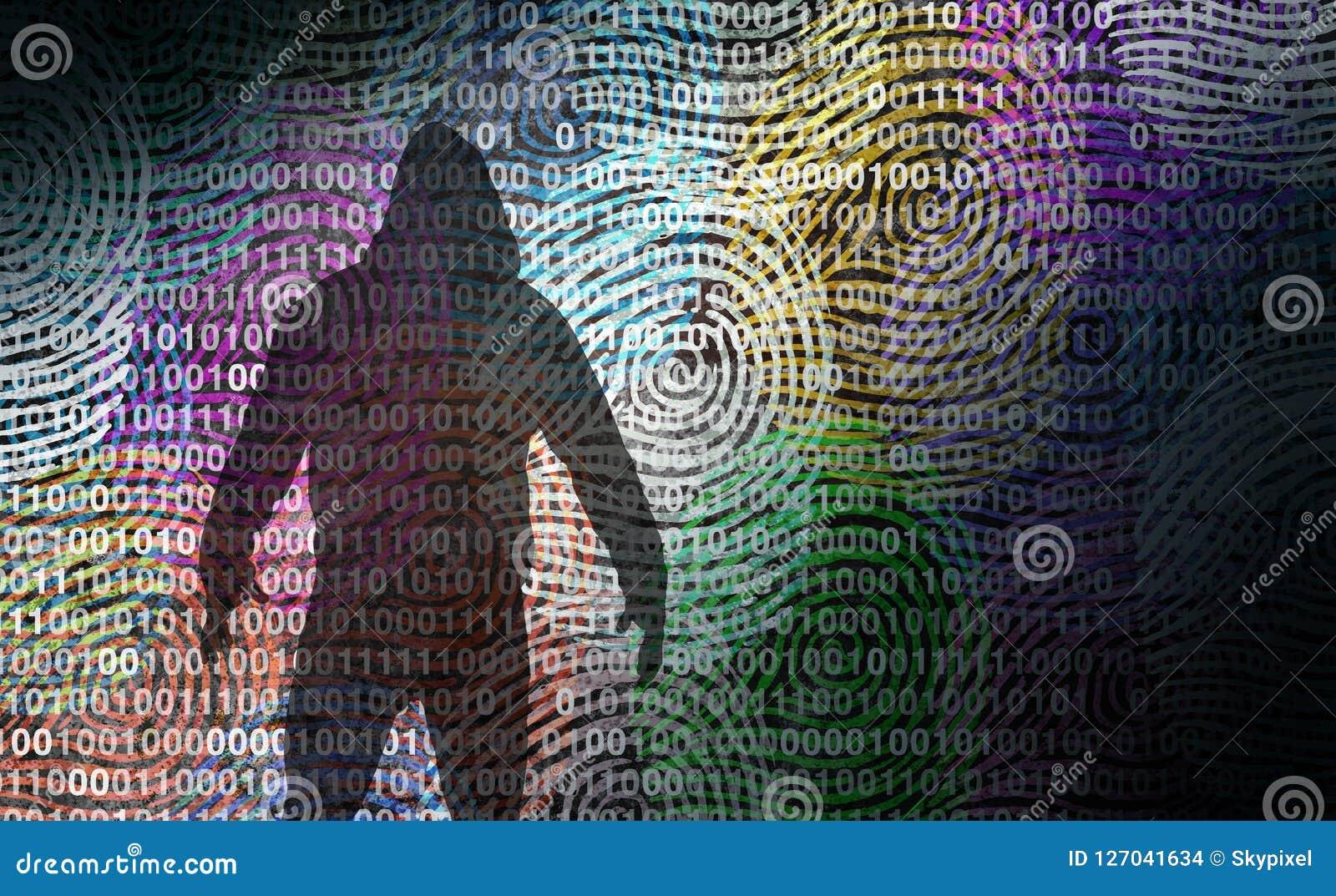 Voleur Technology Security d identité