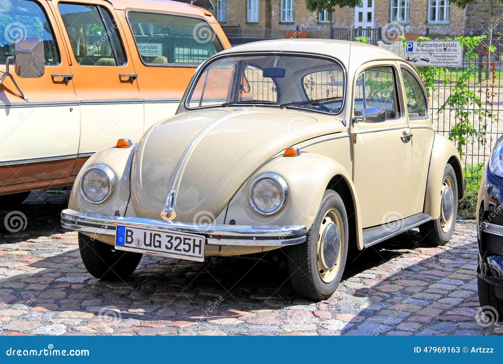 volkswagen beetle editorial stock photo image of minicar. Black Bedroom Furniture Sets. Home Design Ideas