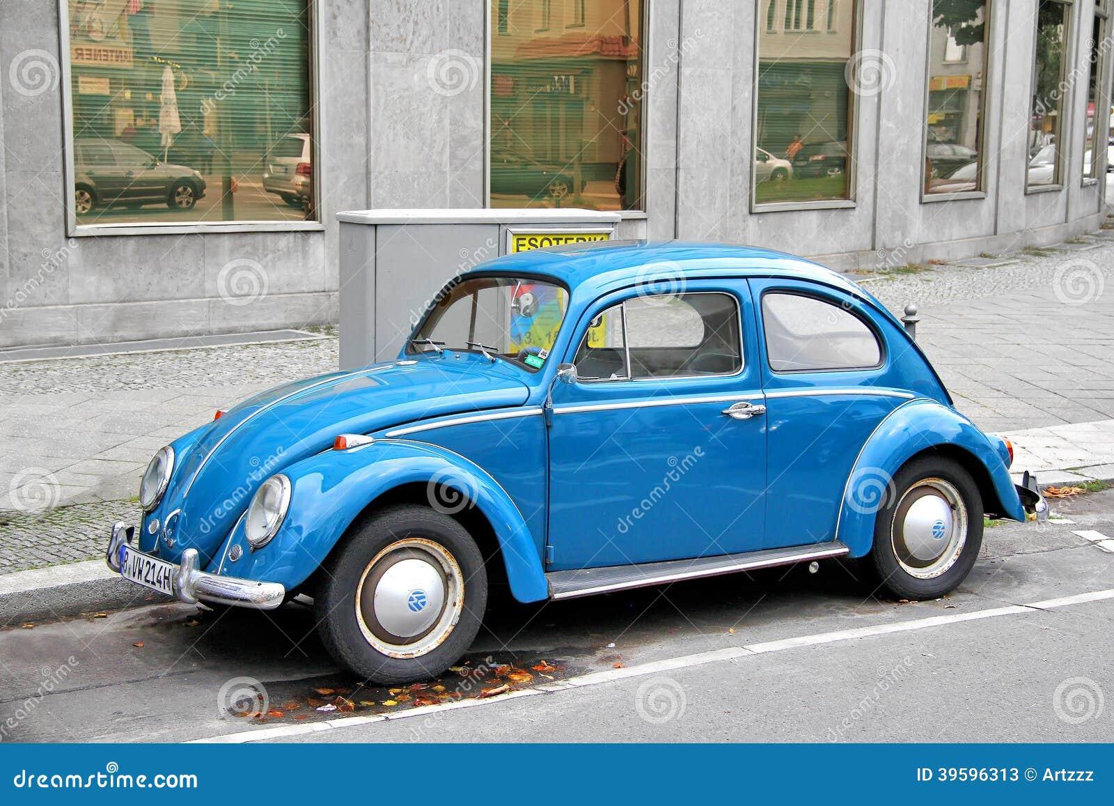 volkswagen beetle editorial stock photo image 39596313. Black Bedroom Furniture Sets. Home Design Ideas